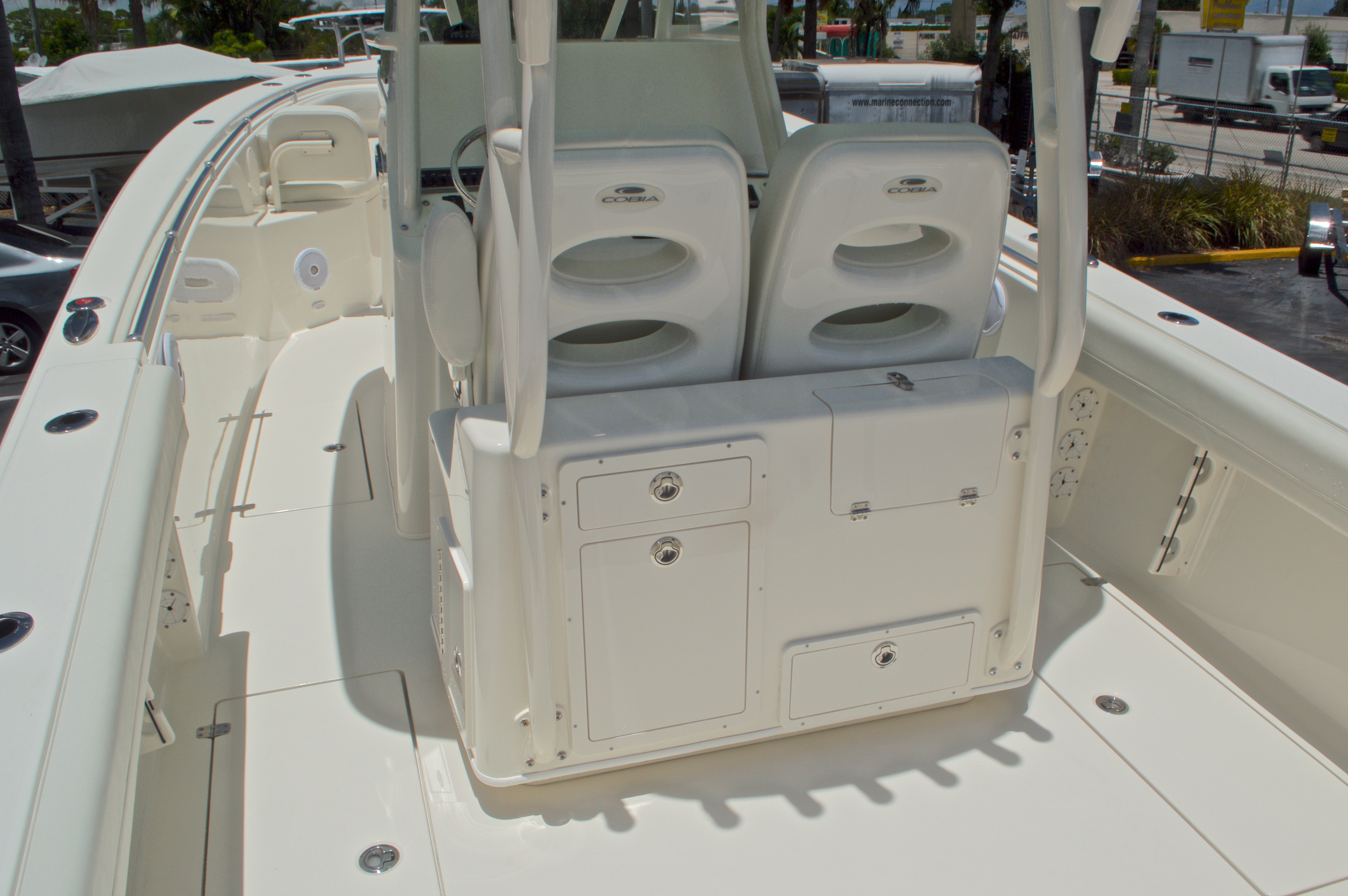 Thumbnail 15 for New 2017 Cobia 296 Center Console boat for sale in West Palm Beach, FL