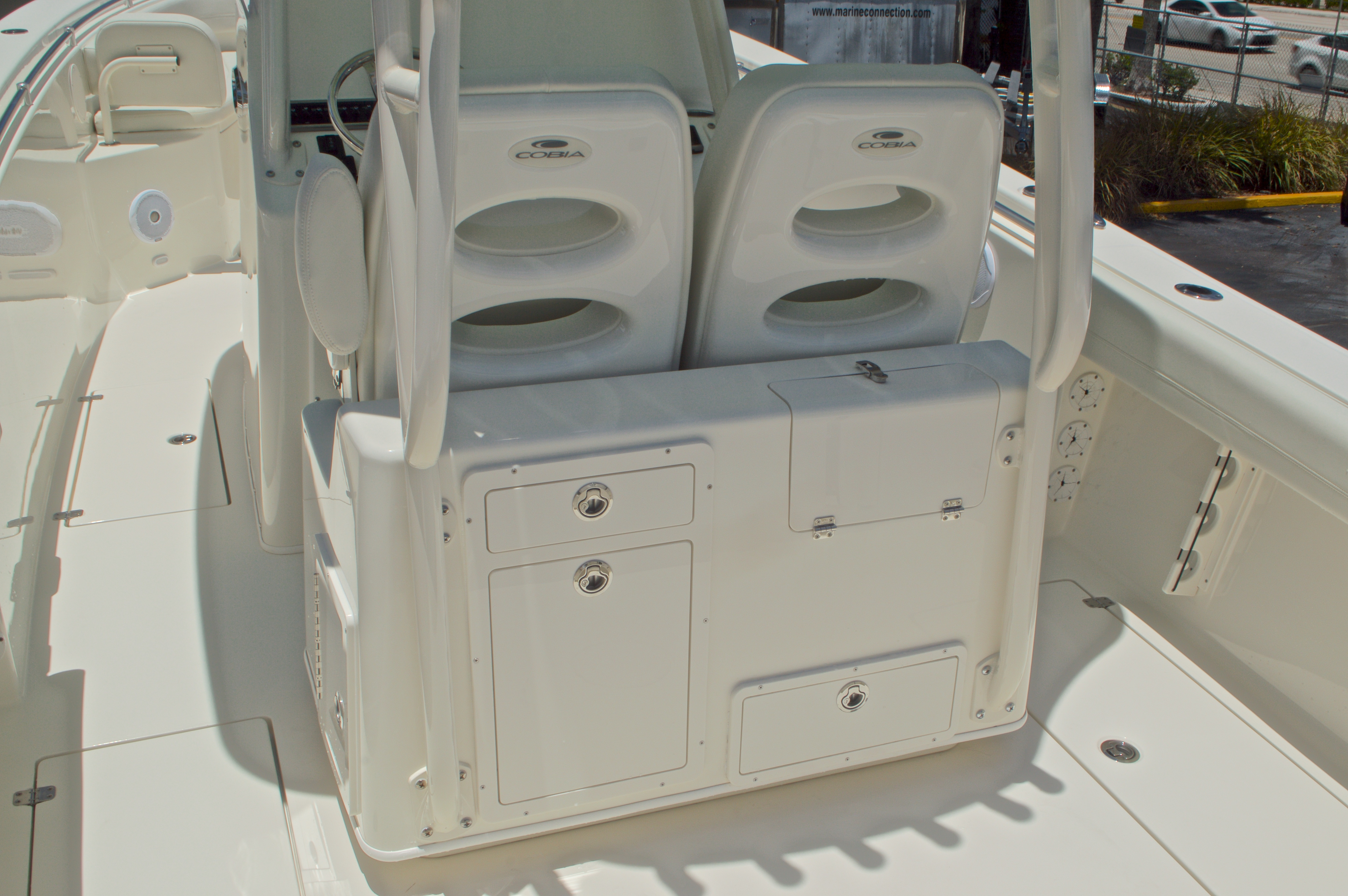 Thumbnail 28 for New 2017 Cobia 296 Center Console boat for sale in West Palm Beach, FL