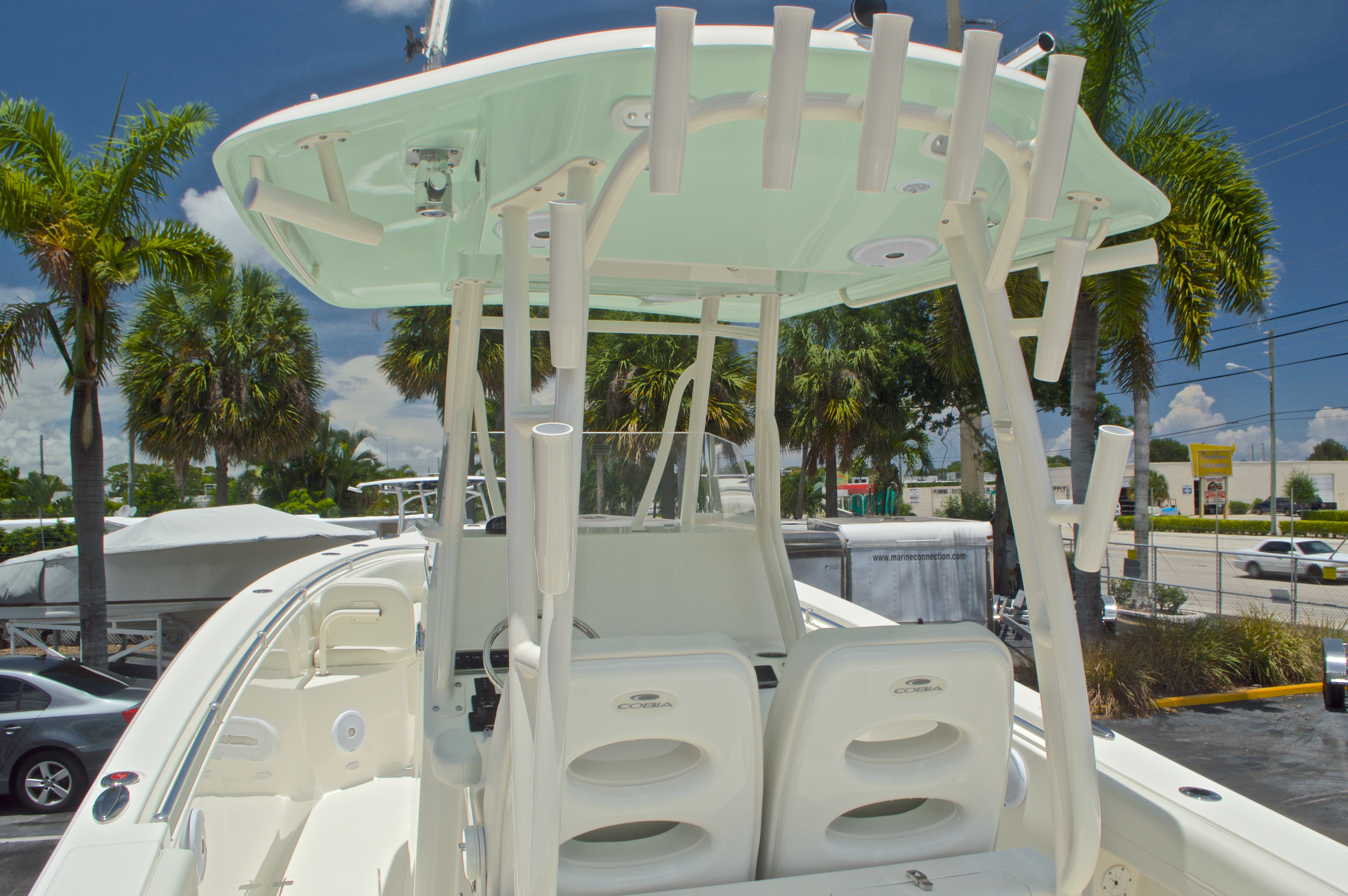 Thumbnail 37 for New 2017 Cobia 296 Center Console boat for sale in West Palm Beach, FL