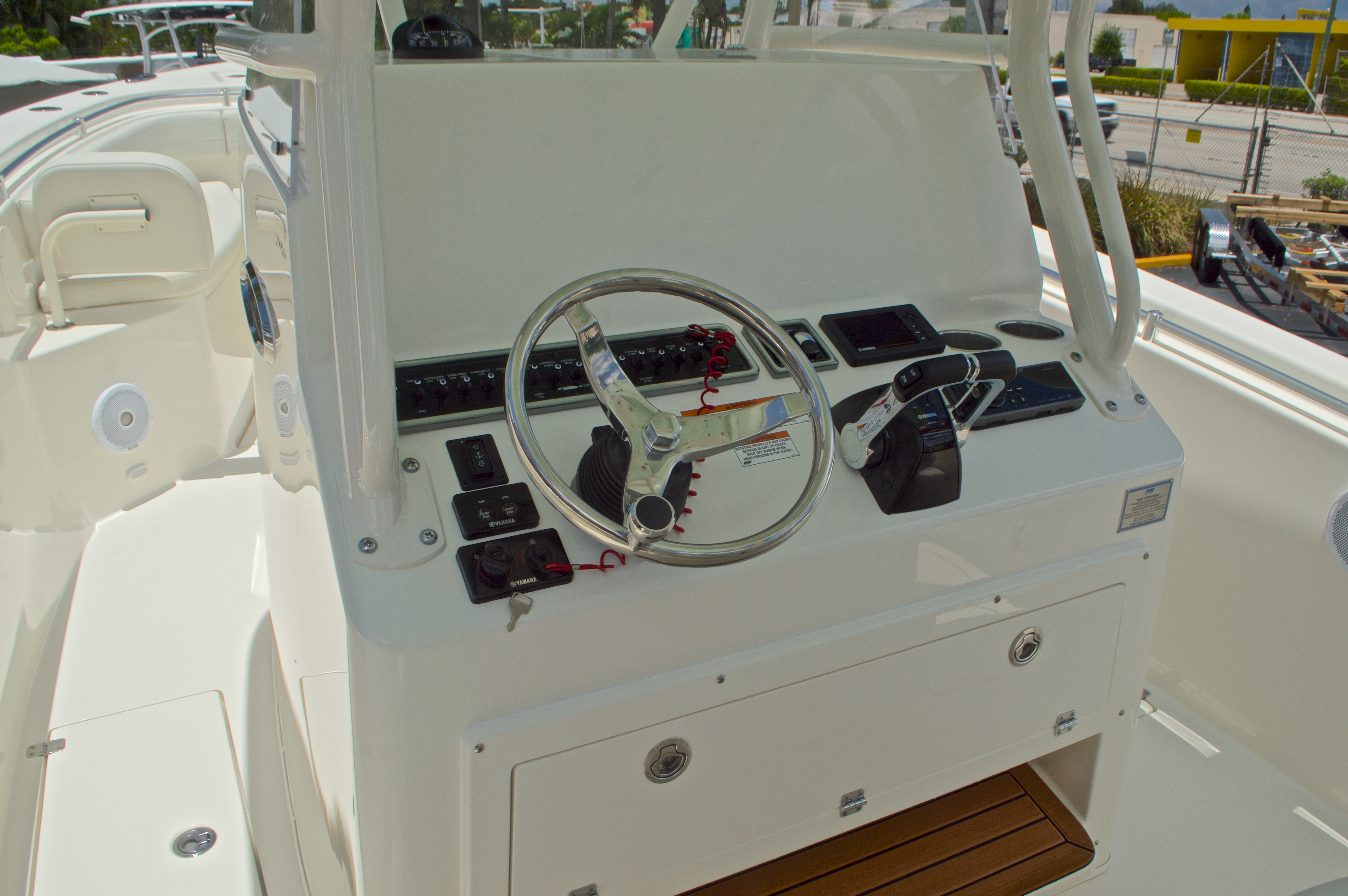 Thumbnail 41 for New 2017 Cobia 296 Center Console boat for sale in West Palm Beach, FL
