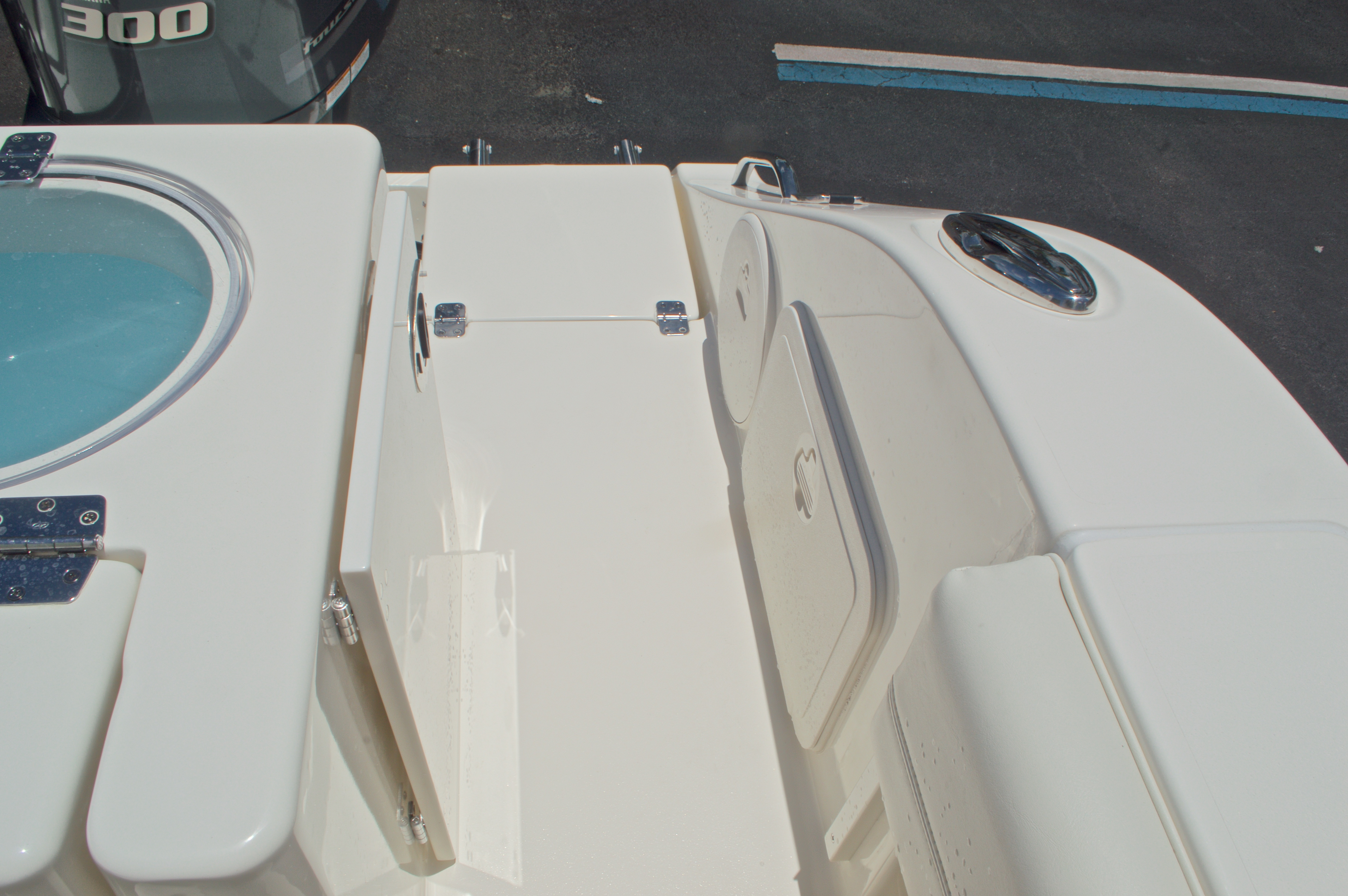 Thumbnail 22 for New 2017 Cobia 296 Center Console boat for sale in West Palm Beach, FL