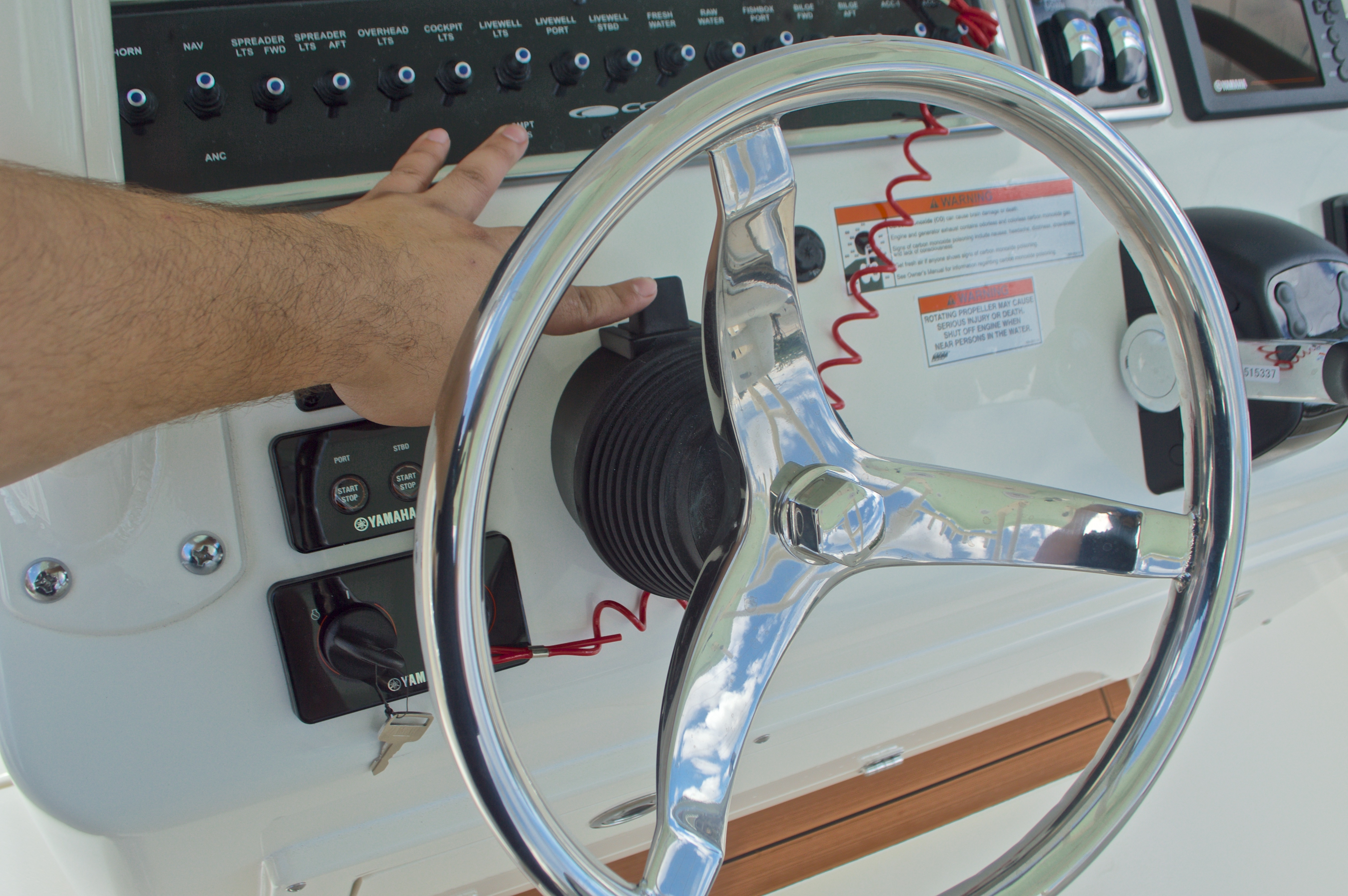 Thumbnail 48 for New 2017 Cobia 296 Center Console boat for sale in West Palm Beach, FL