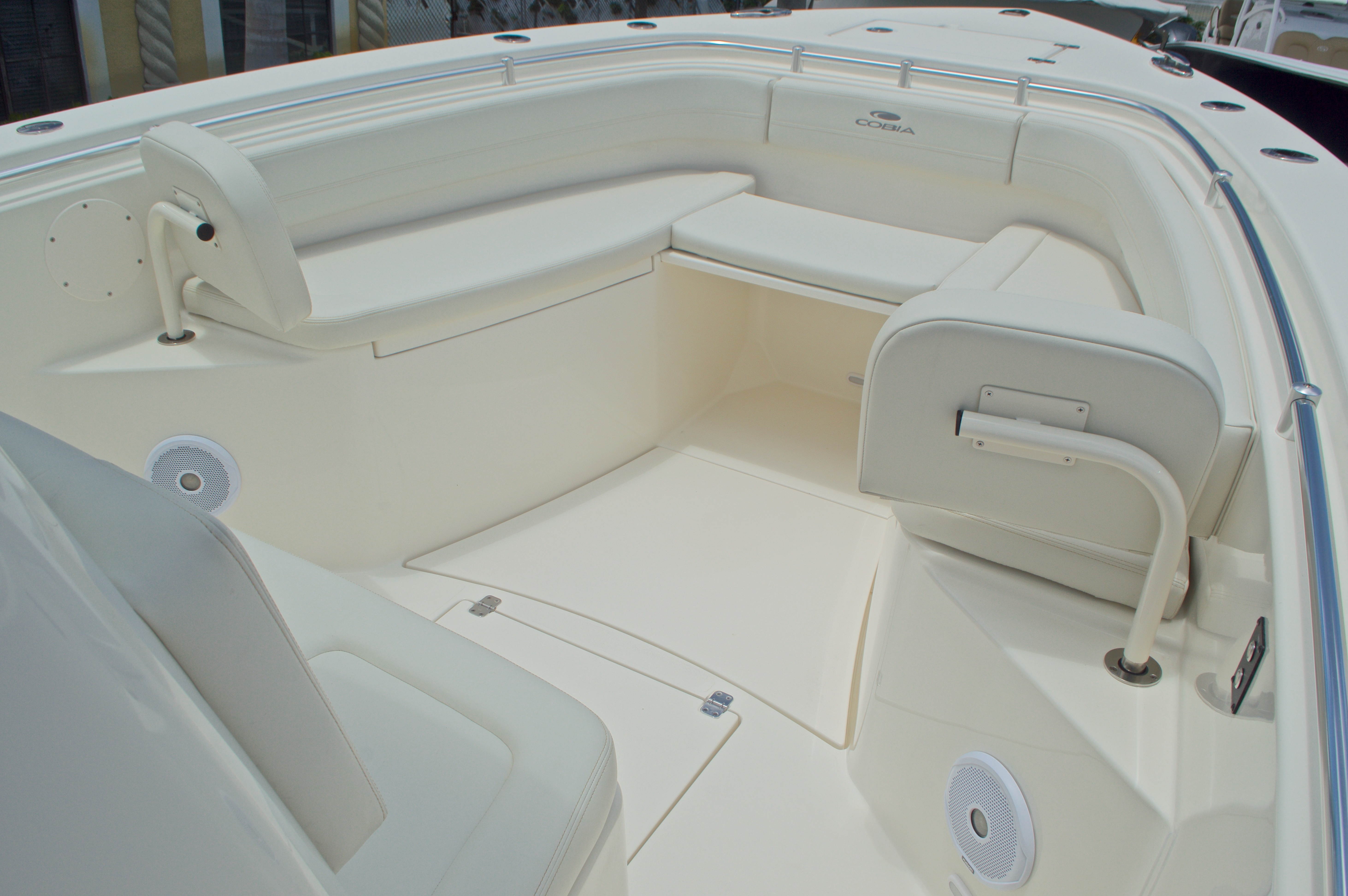 Thumbnail 57 for New 2017 Cobia 296 Center Console boat for sale in West Palm Beach, FL