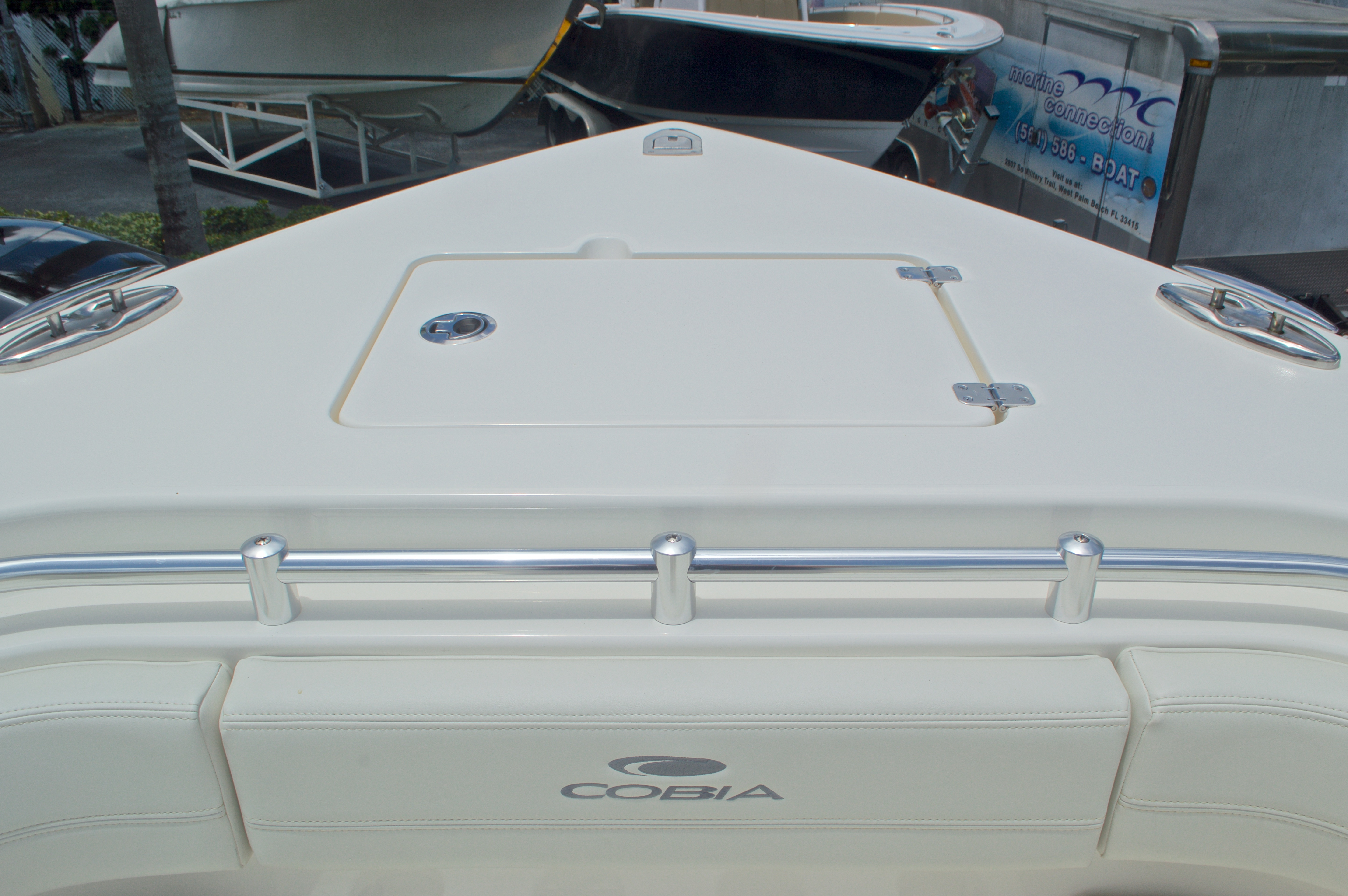 Thumbnail 70 for New 2017 Cobia 296 Center Console boat for sale in West Palm Beach, FL
