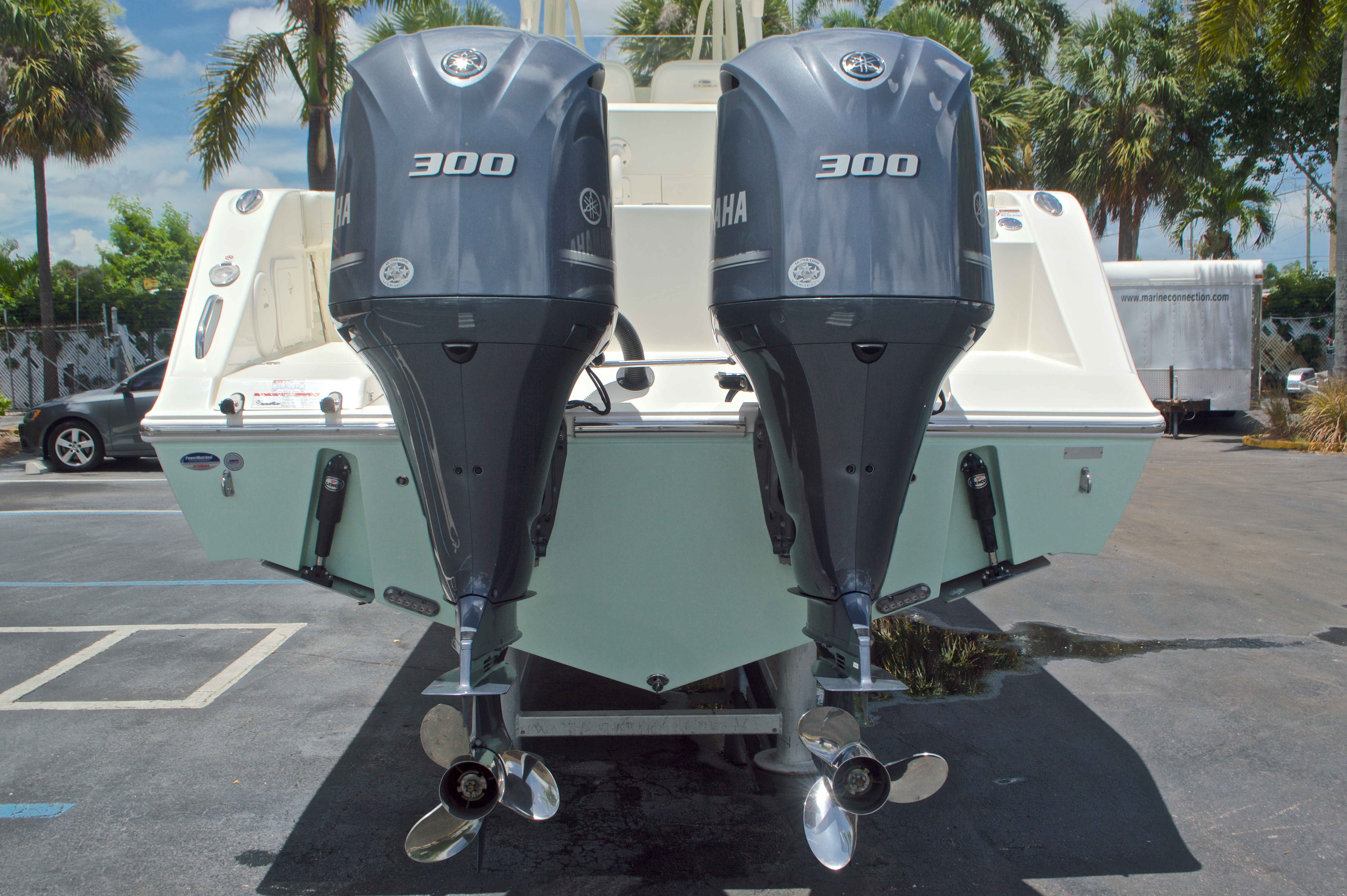 Thumbnail 11 for New 2017 Cobia 296 Center Console boat for sale in West Palm Beach, FL