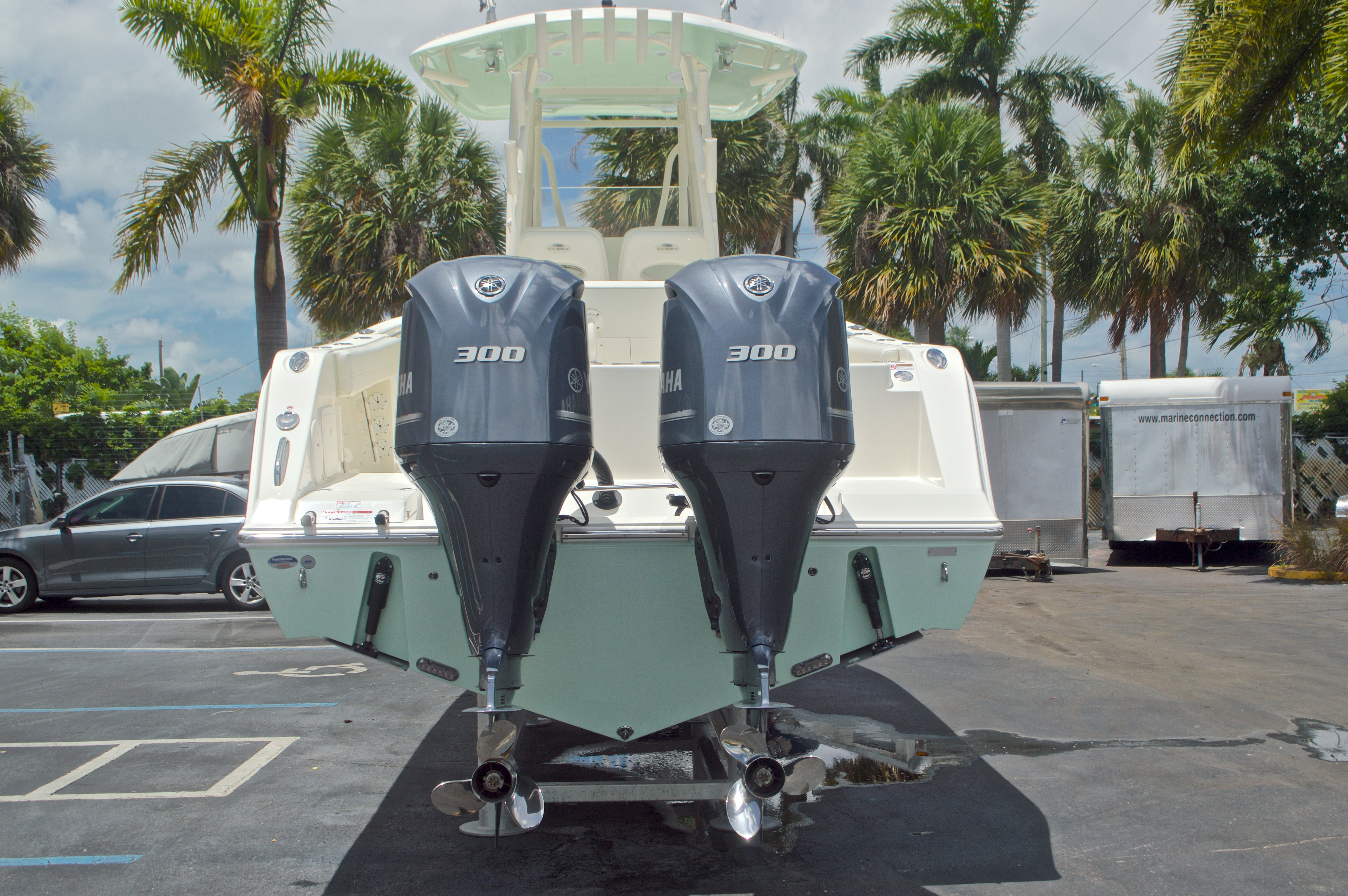 Thumbnail 7 for New 2017 Cobia 296 Center Console boat for sale in West Palm Beach, FL