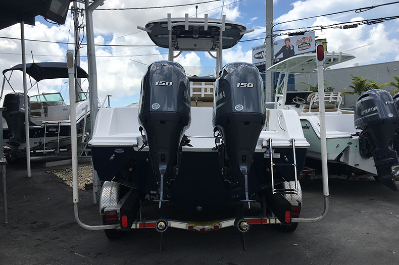 Thumbnail 2 for New 2017 Sportsman Heritage 251 Center Console boat for sale in Miami, FL