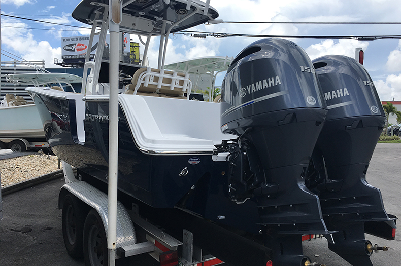 Thumbnail 1 for New 2017 Sportsman Heritage 251 Center Console boat for sale in Miami, FL