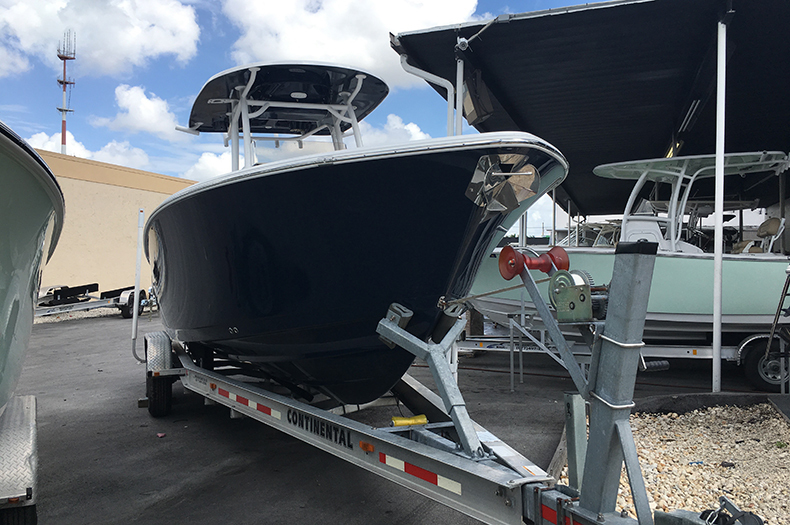 Thumbnail 4 for New 2017 Sportsman Heritage 251 Center Console boat for sale in Miami, FL
