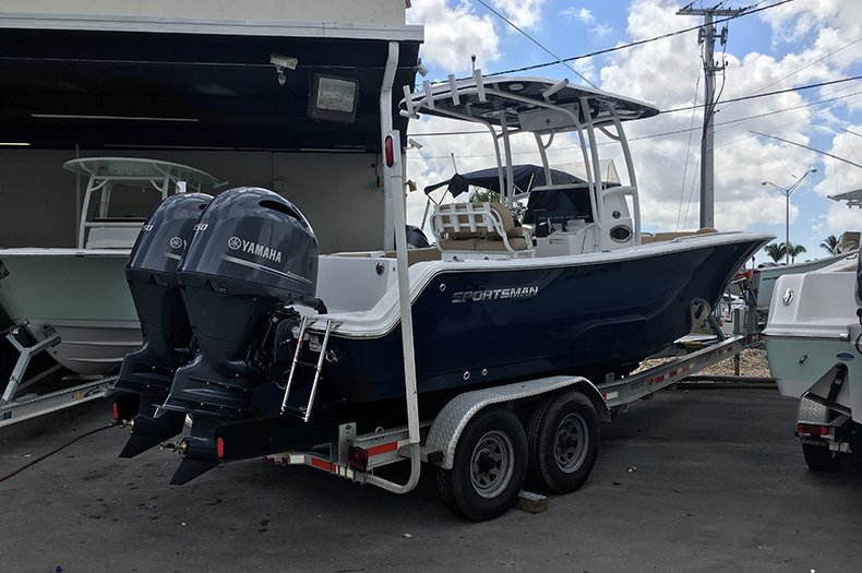 New 2017 Sportsman Heritage 251 Center Console boat for sale in Miami, FL
