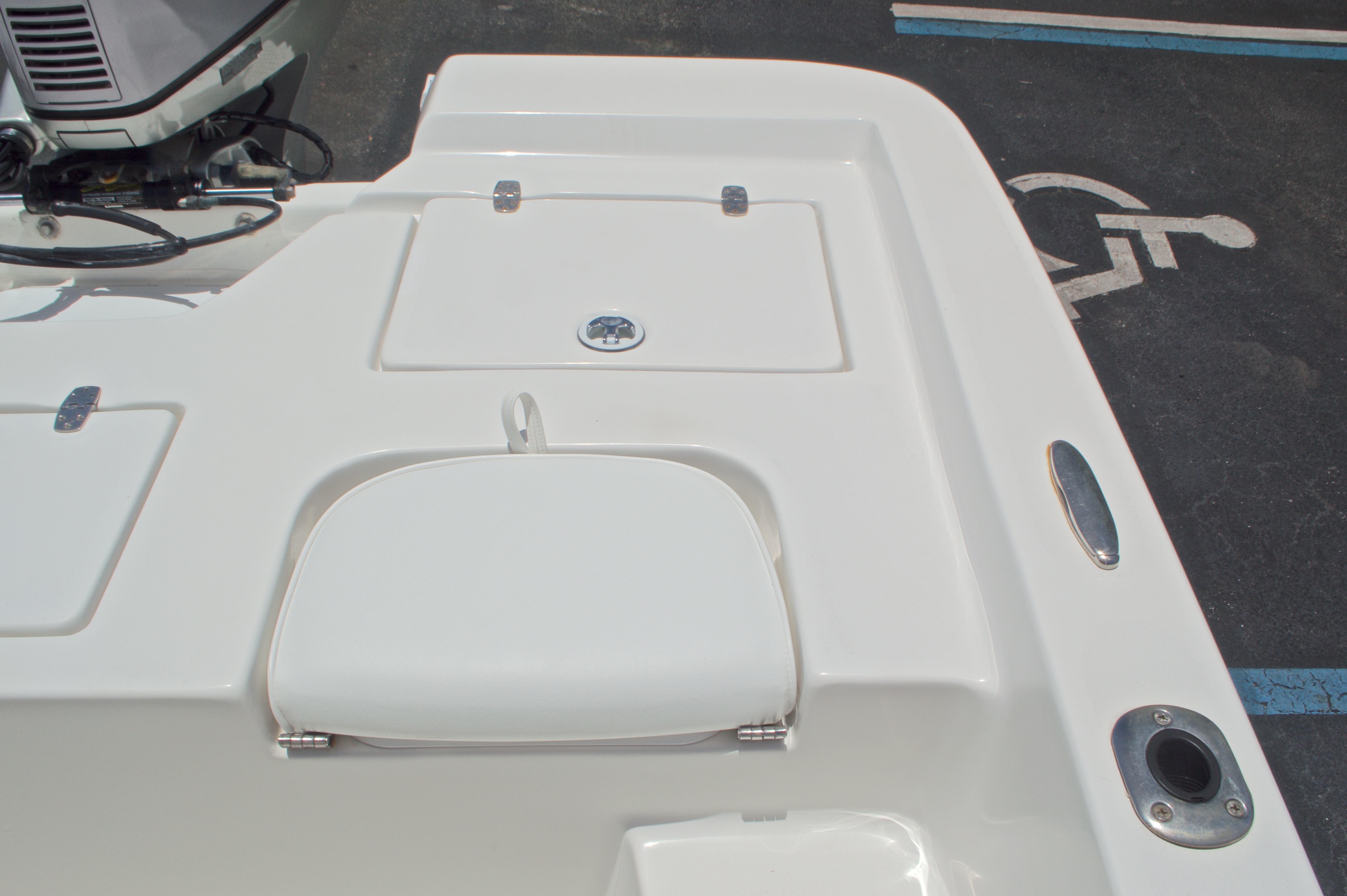 Thumbnail 25 for Used 2005 Sea Chaser 245 Bay Runner LX boat for sale in West Palm Beach, FL