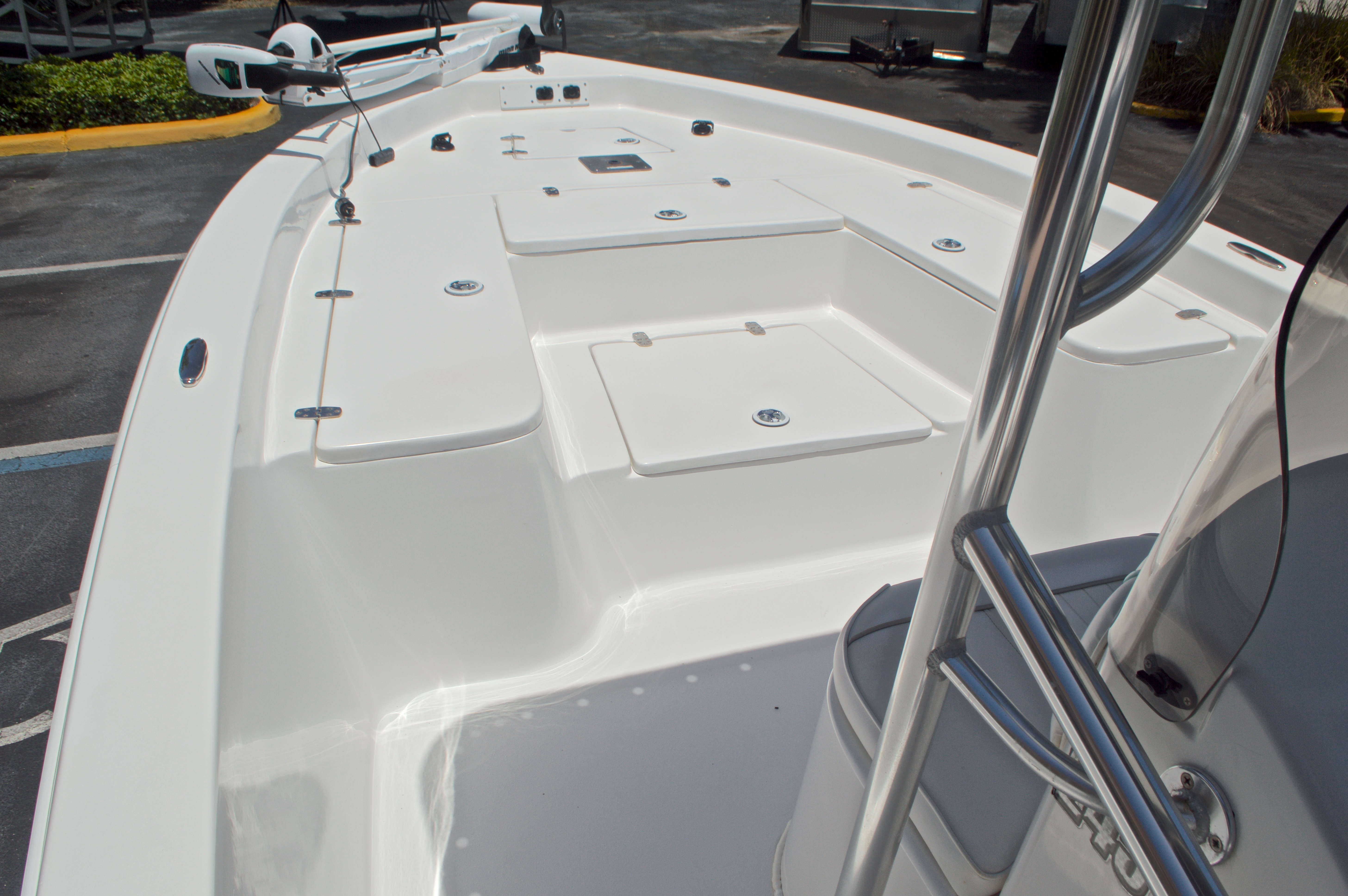 Thumbnail 46 for Used 2005 Sea Chaser 245 Bay Runner LX boat for sale in West Palm Beach, FL