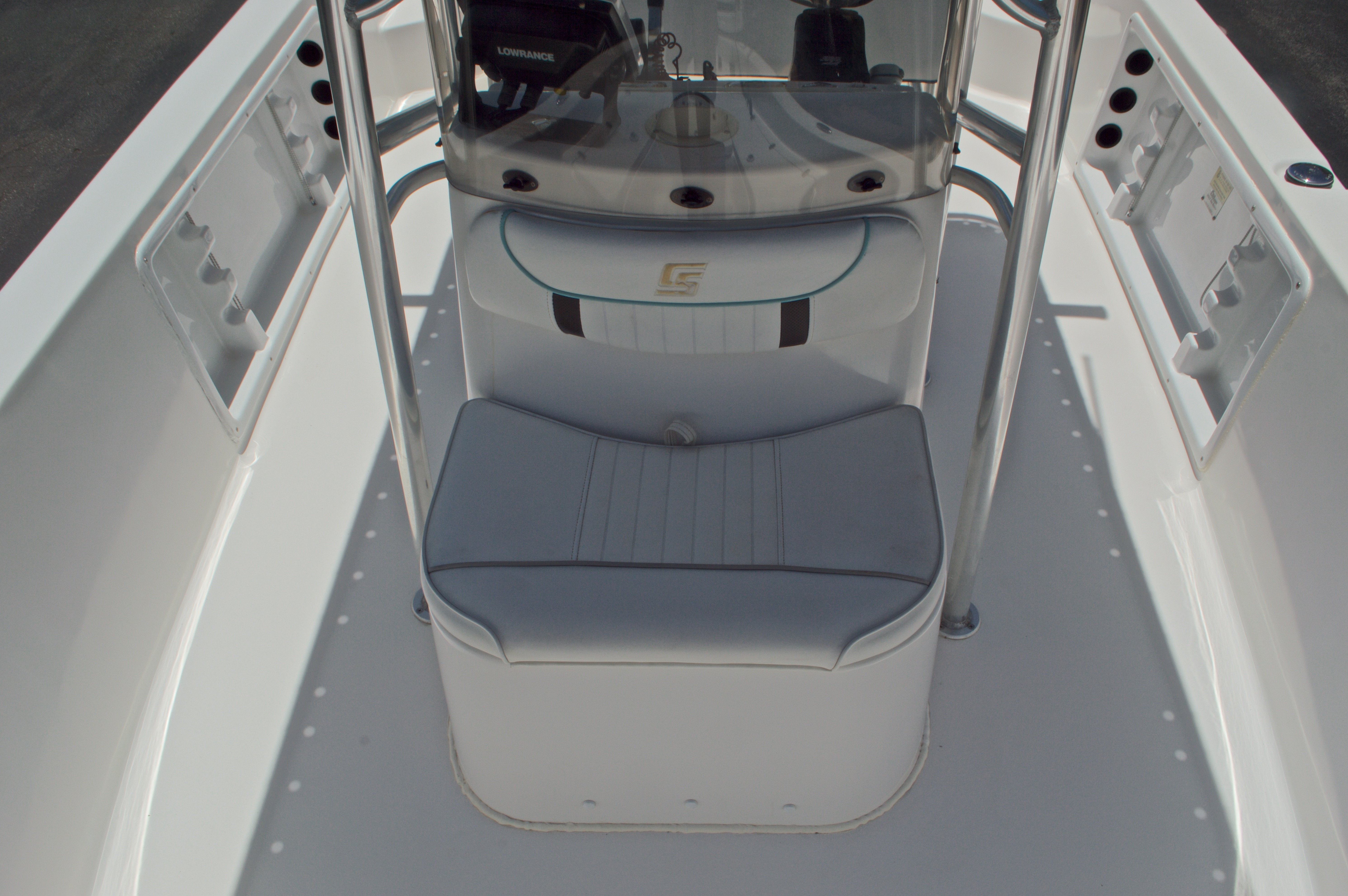 Thumbnail 47 for Used 2005 Sea Chaser 245 Bay Runner LX boat for sale in West Palm Beach, FL
