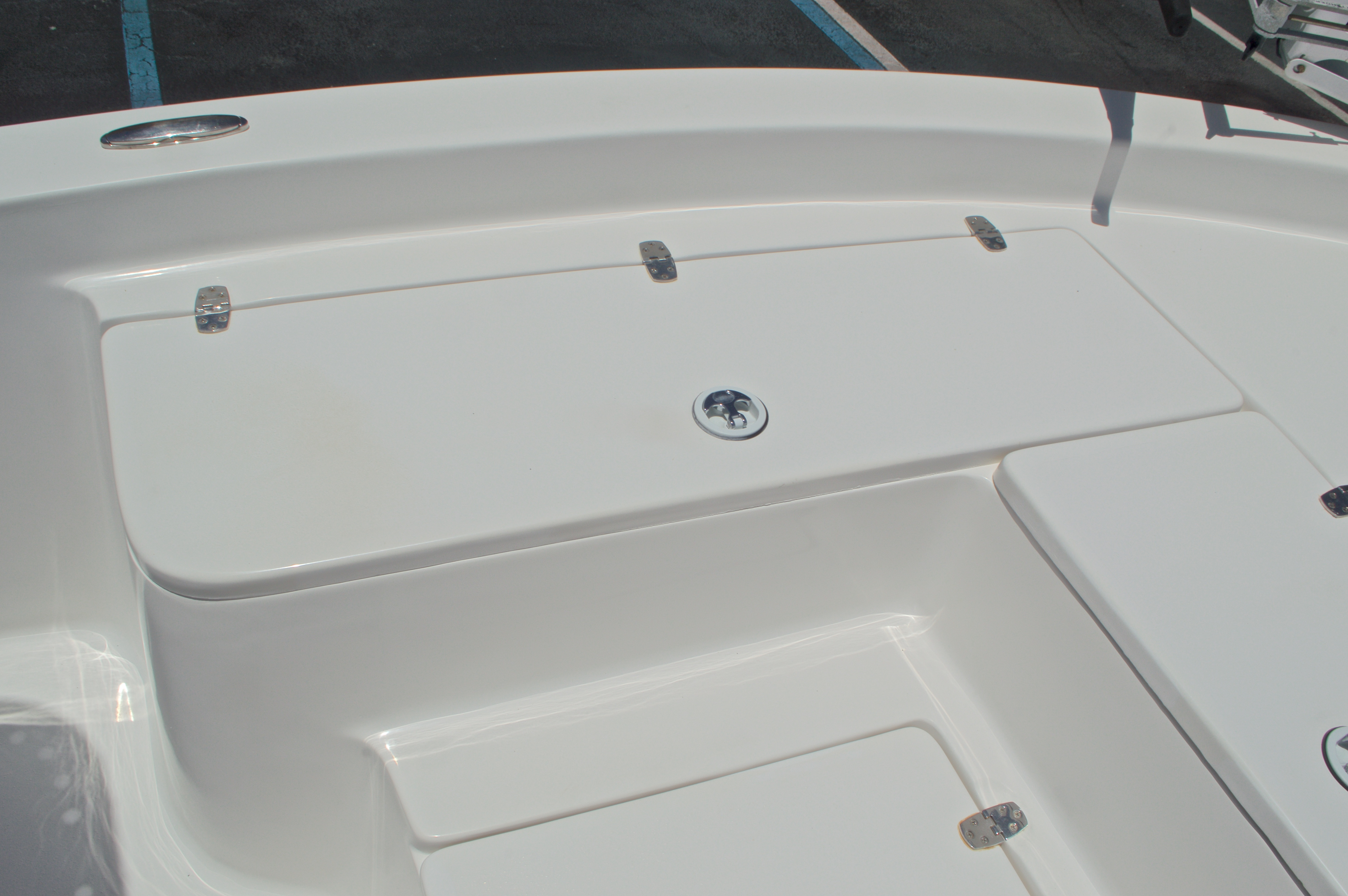 Thumbnail 51 for Used 2005 Sea Chaser 245 Bay Runner LX boat for sale in West Palm Beach, FL
