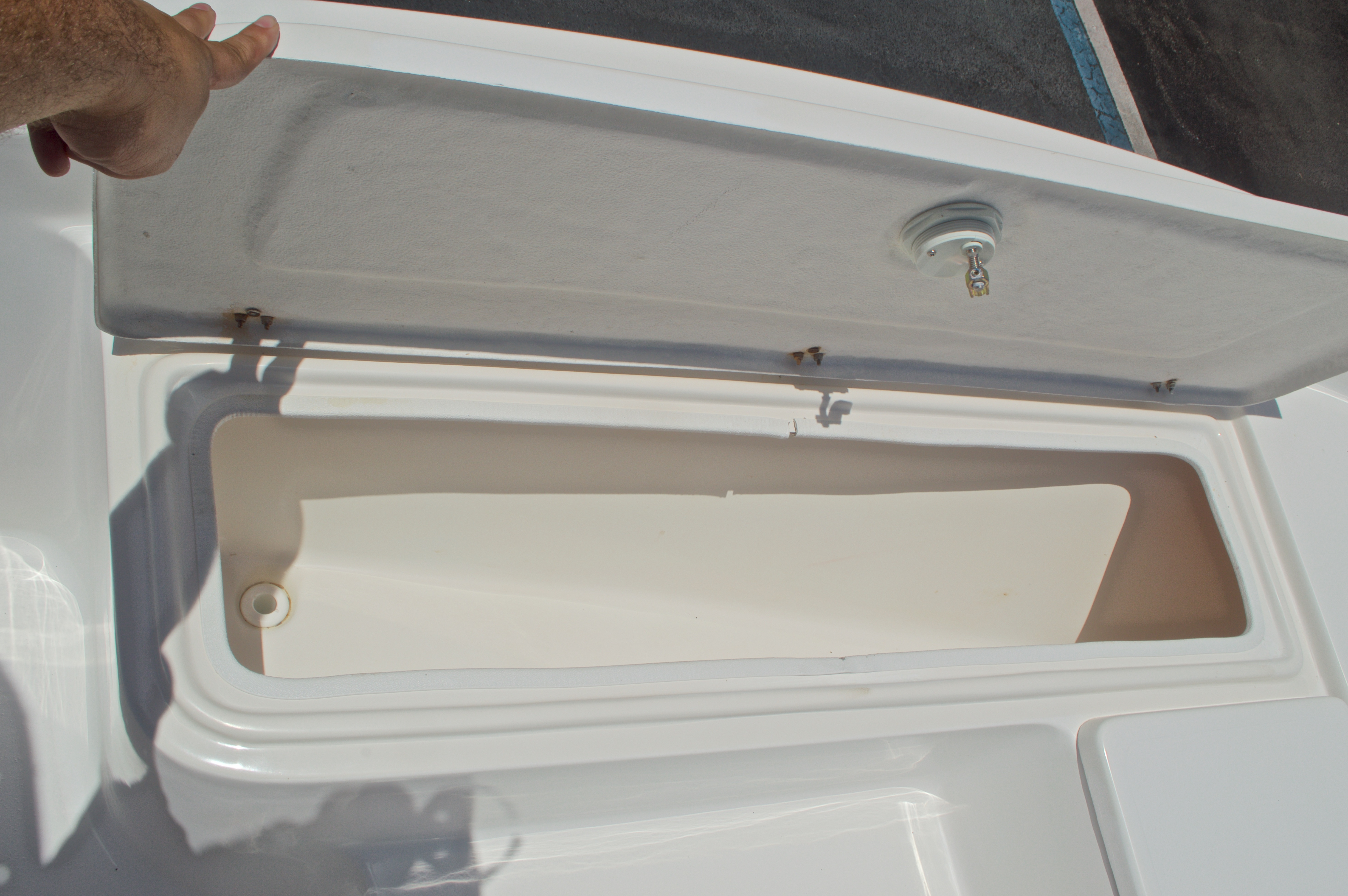 Thumbnail 52 for Used 2005 Sea Chaser 245 Bay Runner LX boat for sale in West Palm Beach, FL