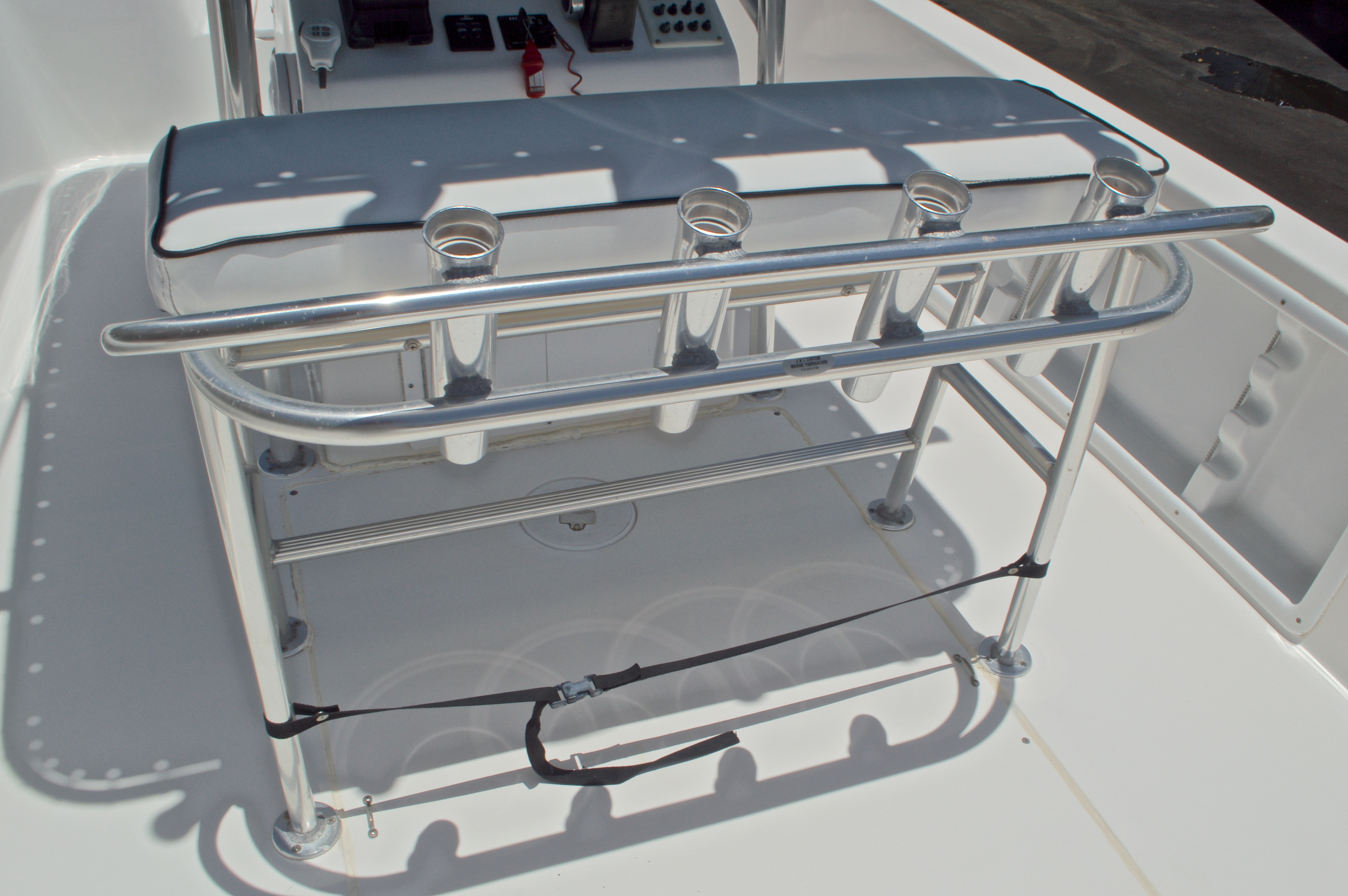 Thumbnail 31 for Used 2005 Sea Chaser 245 Bay Runner LX boat for sale in West Palm Beach, FL