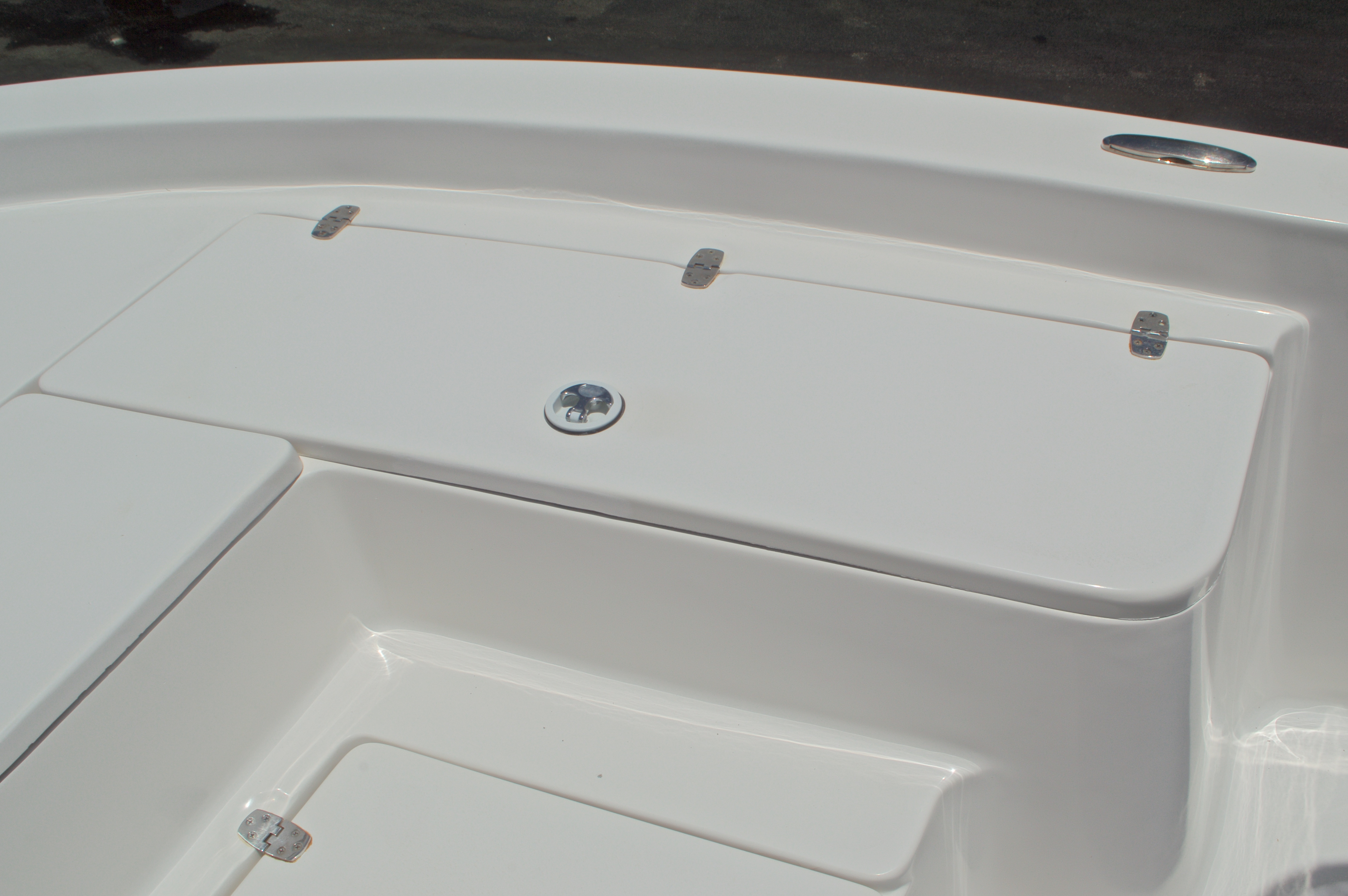 Thumbnail 53 for Used 2005 Sea Chaser 245 Bay Runner LX boat for sale in West Palm Beach, FL