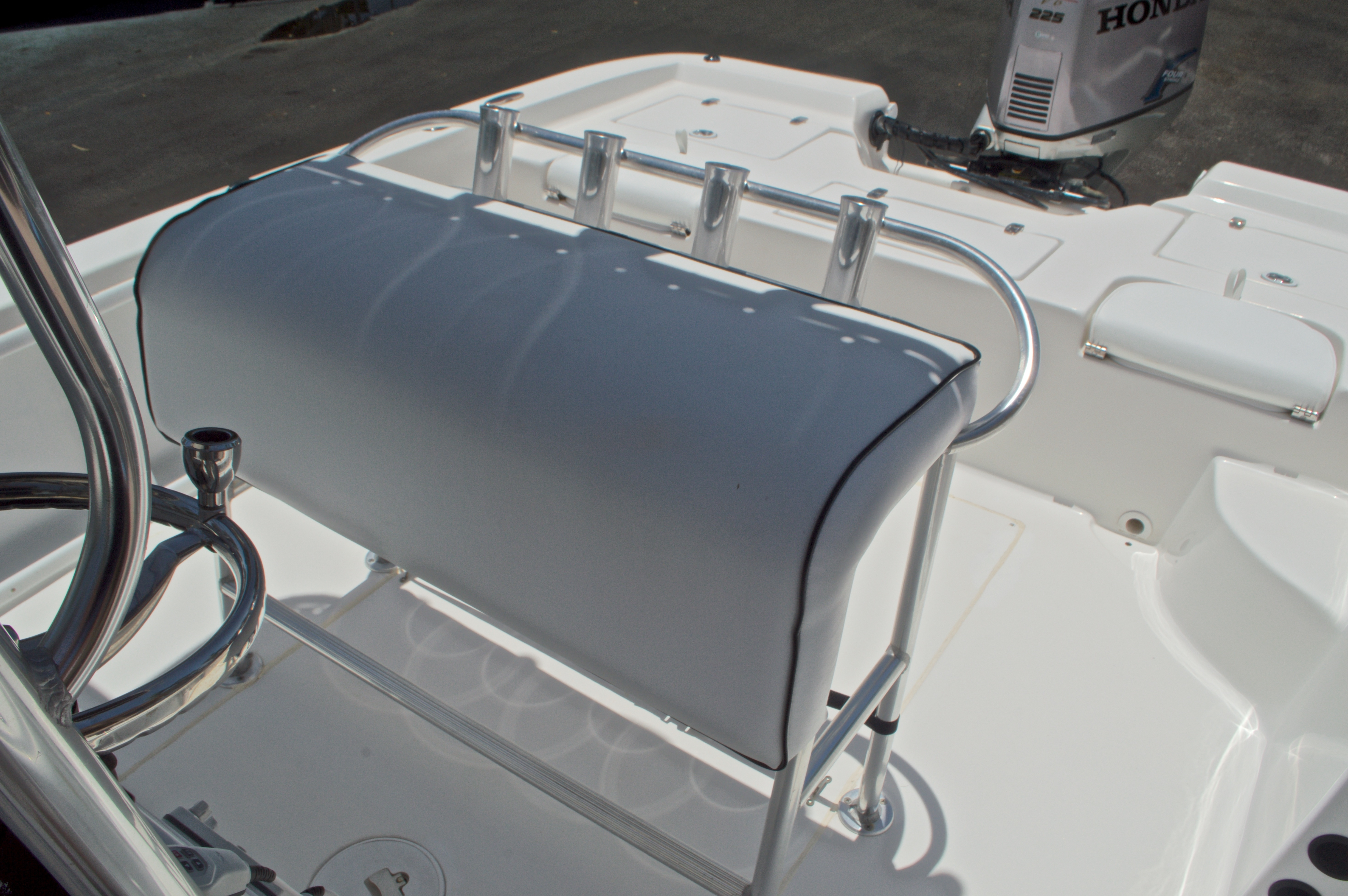 Thumbnail 32 for Used 2005 Sea Chaser 245 Bay Runner LX boat for sale in West Palm Beach, FL