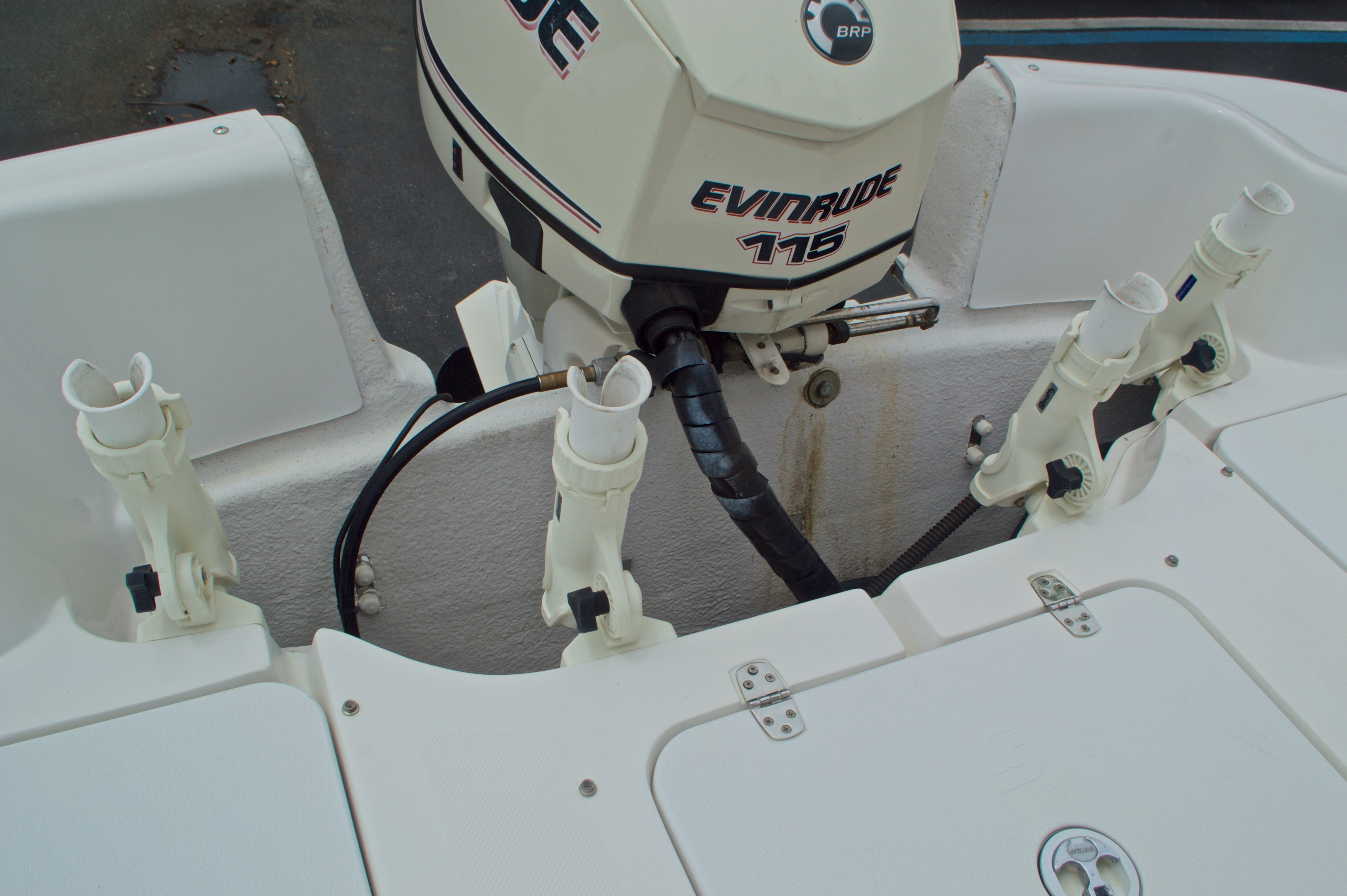Thumbnail 10 for Used 2008 Carolina Skiff 198DLV boat for sale in West Palm Beach, FL
