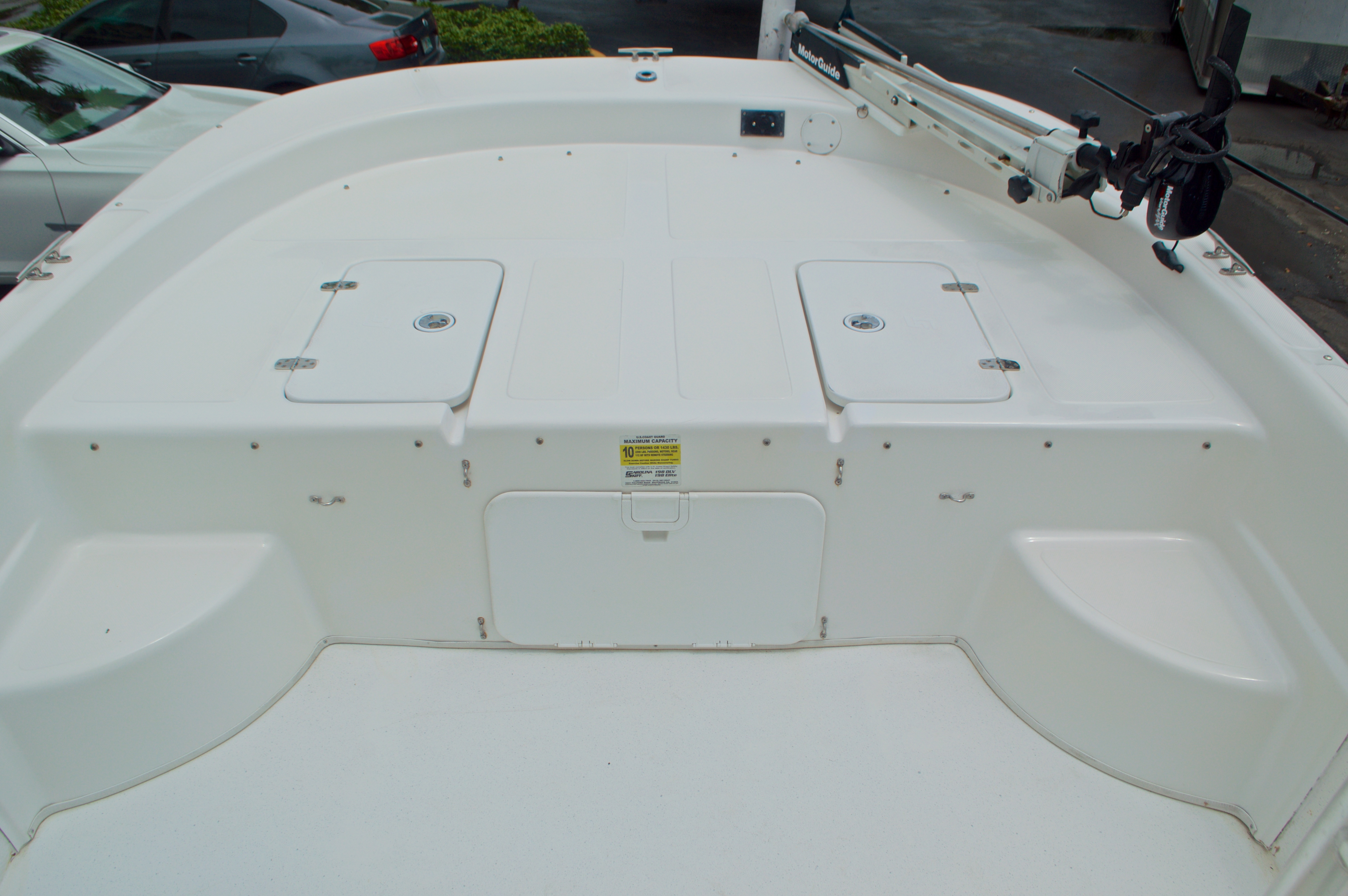 Thumbnail 25 for Used 2008 Carolina Skiff 198DLV boat for sale in West Palm Beach, FL