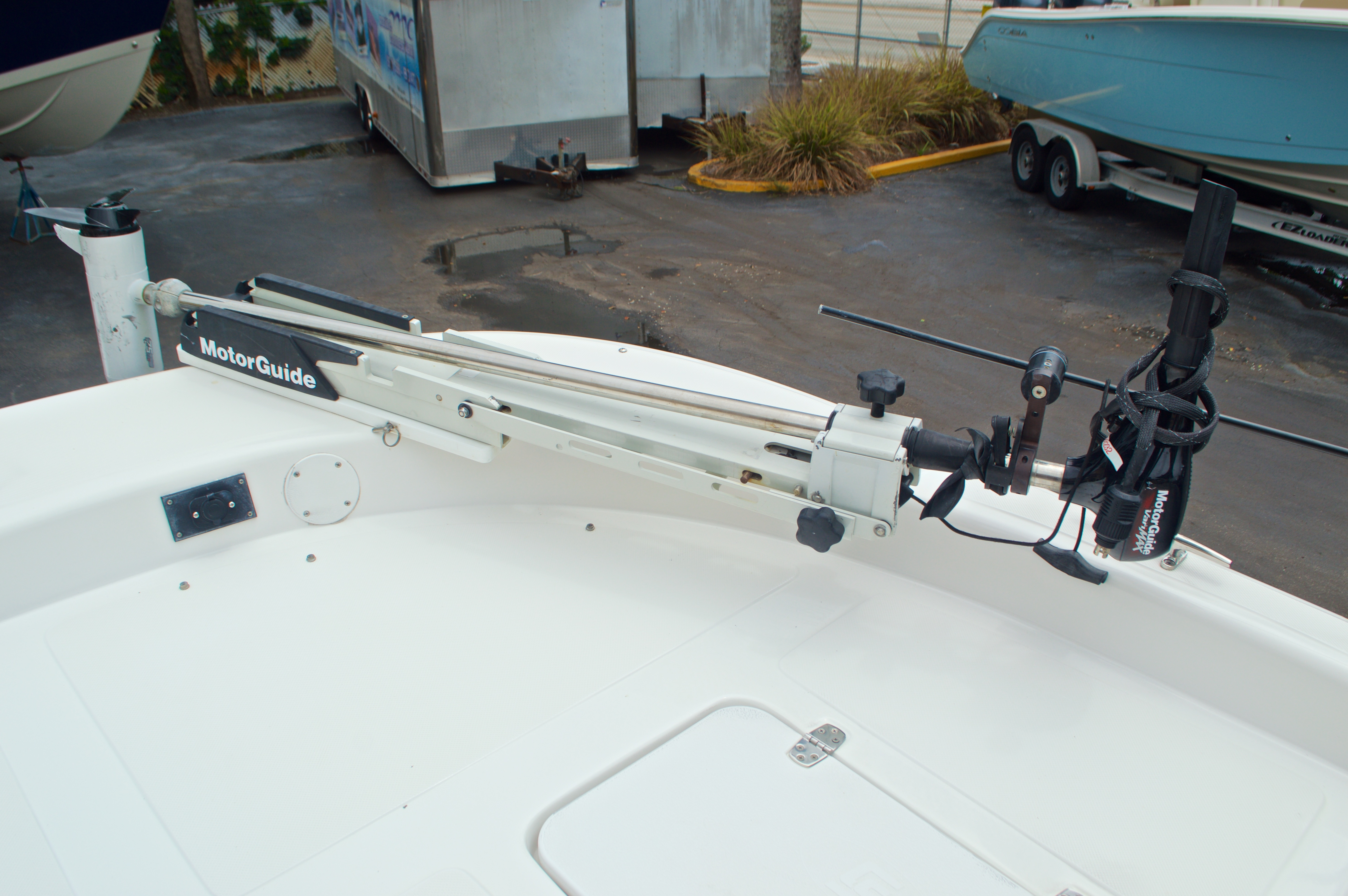 Thumbnail 32 for Used 2008 Carolina Skiff 198DLV boat for sale in West Palm Beach, FL