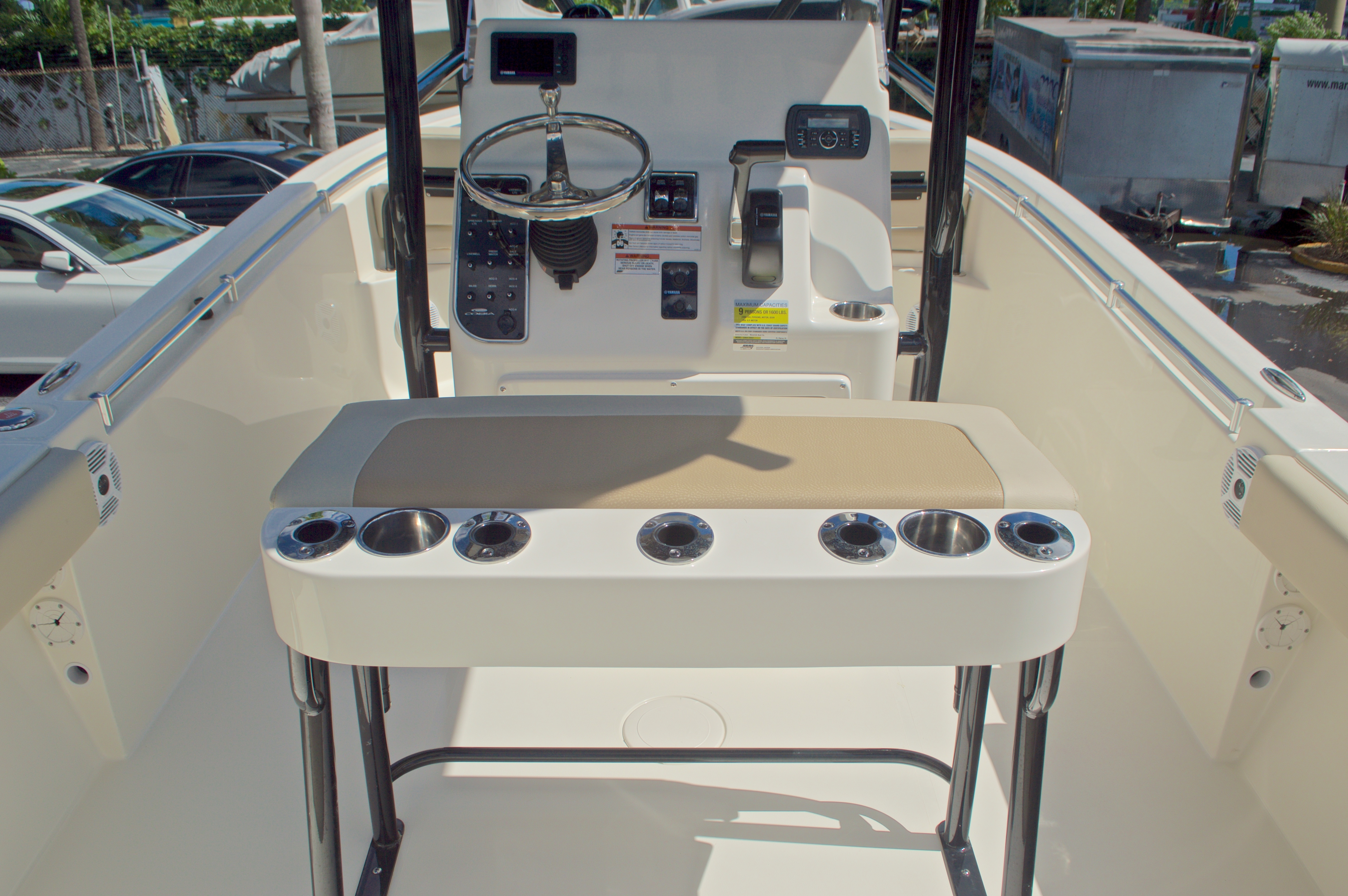 Thumbnail 11 for New 2017 Cobia 220 Center Console boat for sale in Vero Beach, FL