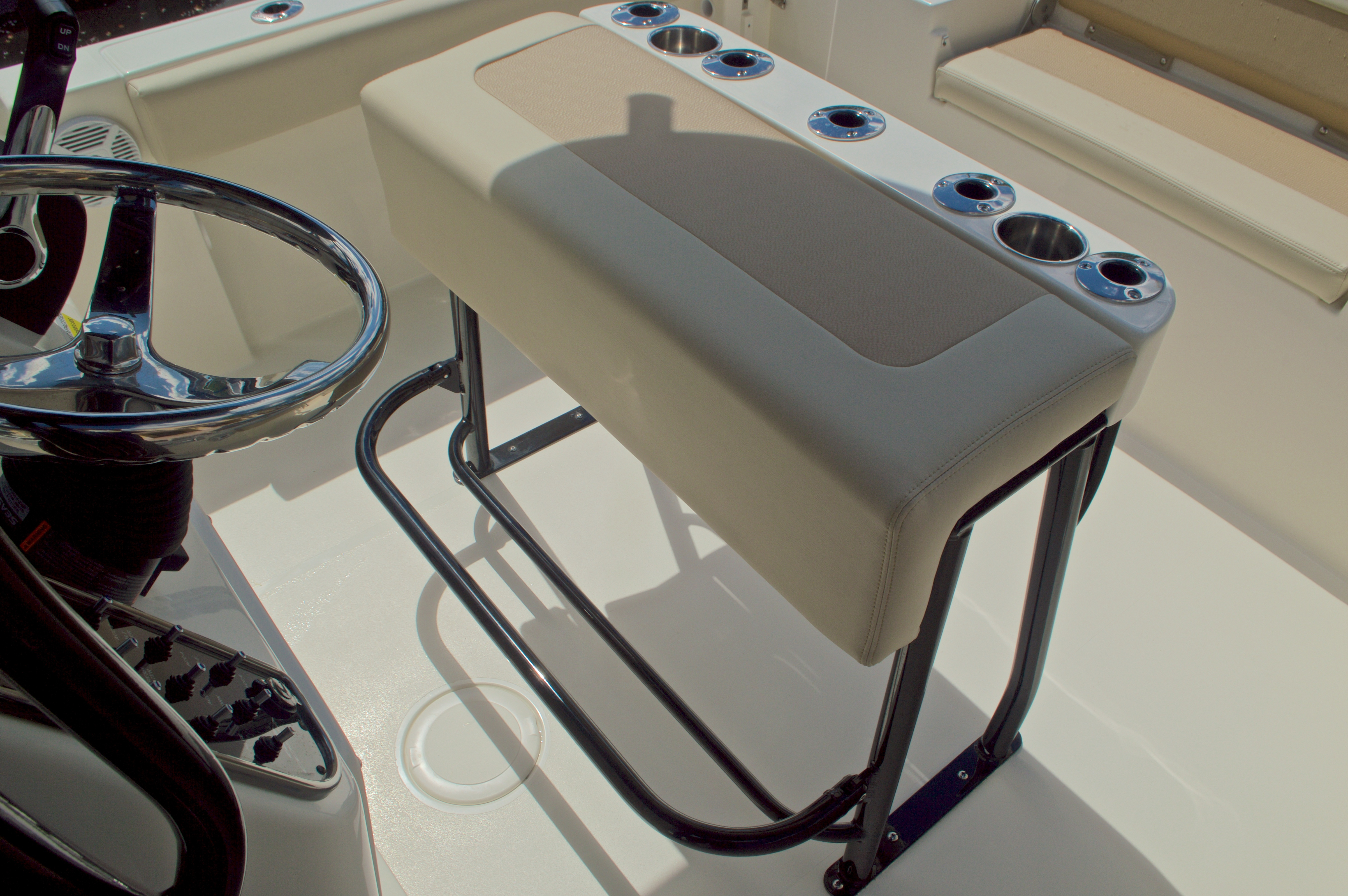 Thumbnail 24 for New 2017 Cobia 220 Center Console boat for sale in Vero Beach, FL