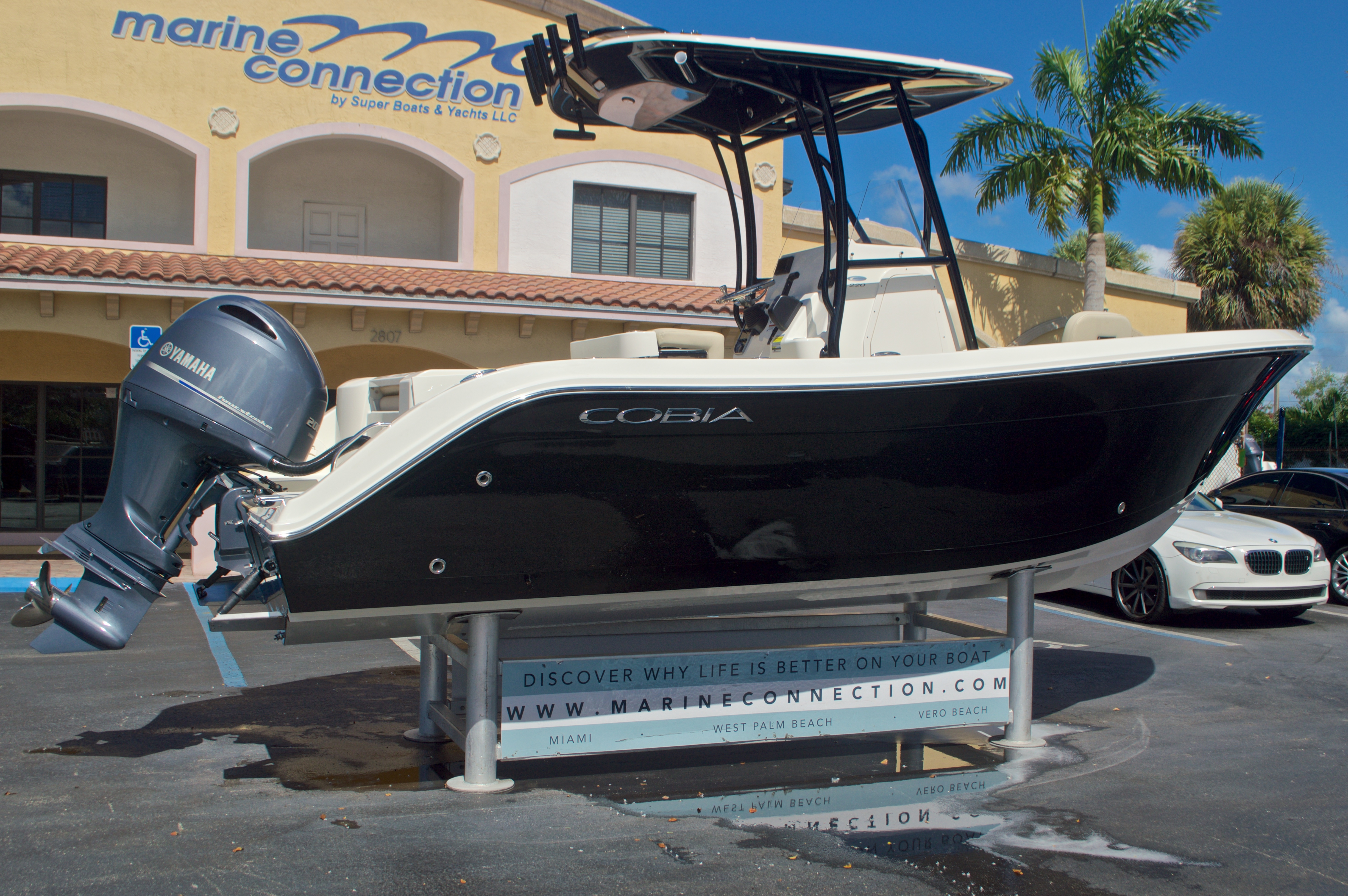 Thumbnail 8 for New 2017 Cobia 220 Center Console boat for sale in Vero Beach, FL