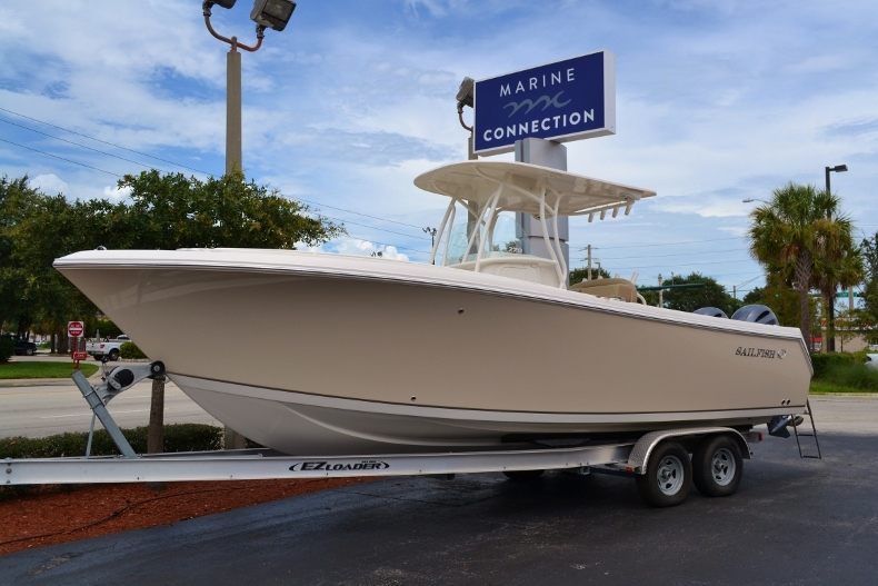 Thumbnail 1 for New 2017 Sailfish 270 CC Center Console boat for sale in Vero Beach, FL