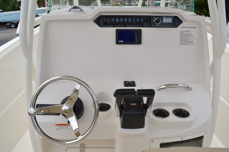Thumbnail 9 for New 2017 Sailfish 270 CC Center Console boat for sale in Vero Beach, FL