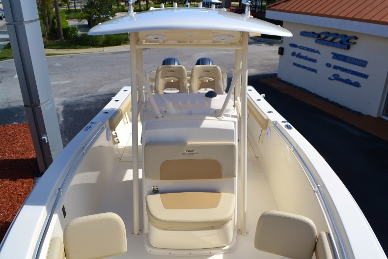 Thumbnail 16 for New 2017 Cobia 277 Center Console boat for sale in Vero Beach, FL