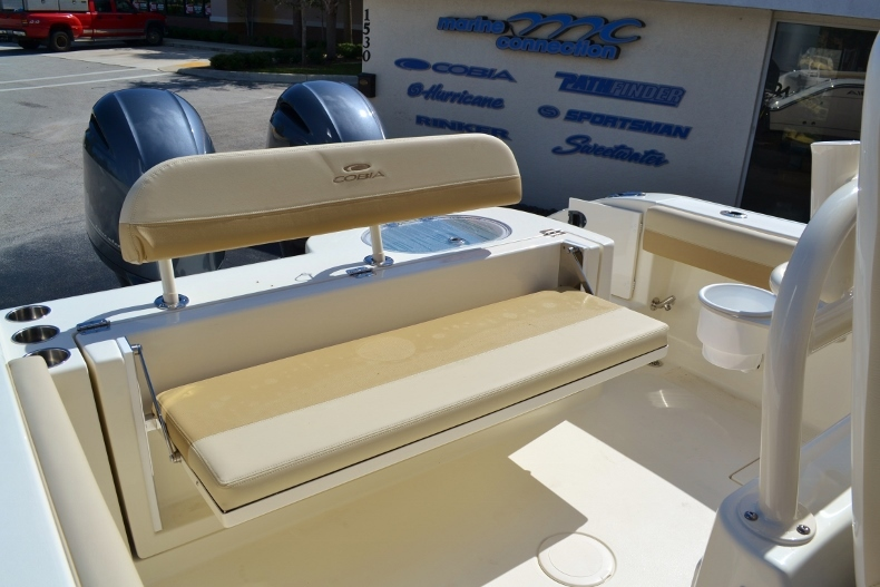 Thumbnail 17 for New 2017 Cobia 277 Center Console boat for sale in Vero Beach, FL