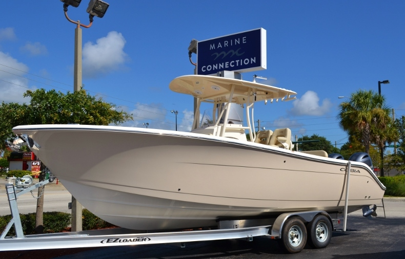 Thumbnail 1 for New 2017 Cobia 277 Center Console boat for sale in Vero Beach, FL