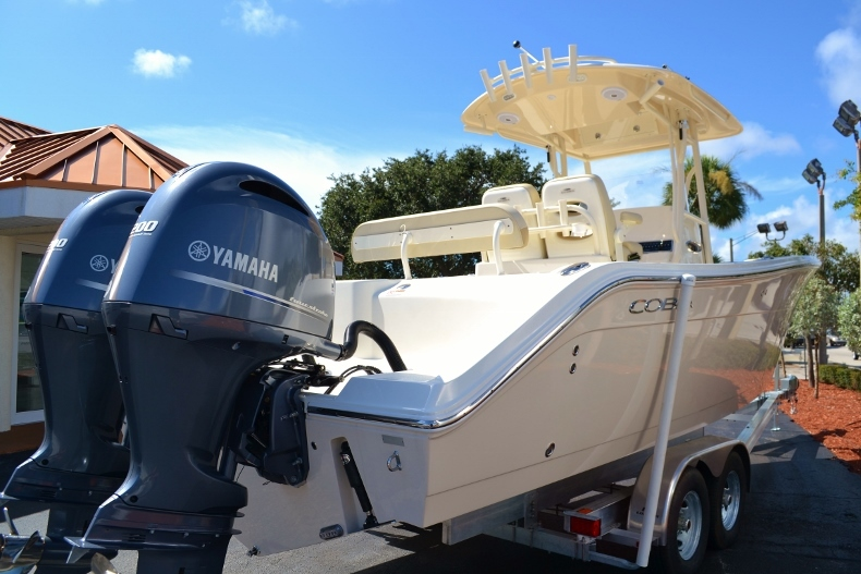 Thumbnail 4 for New 2017 Cobia 277 Center Console boat for sale in Vero Beach, FL