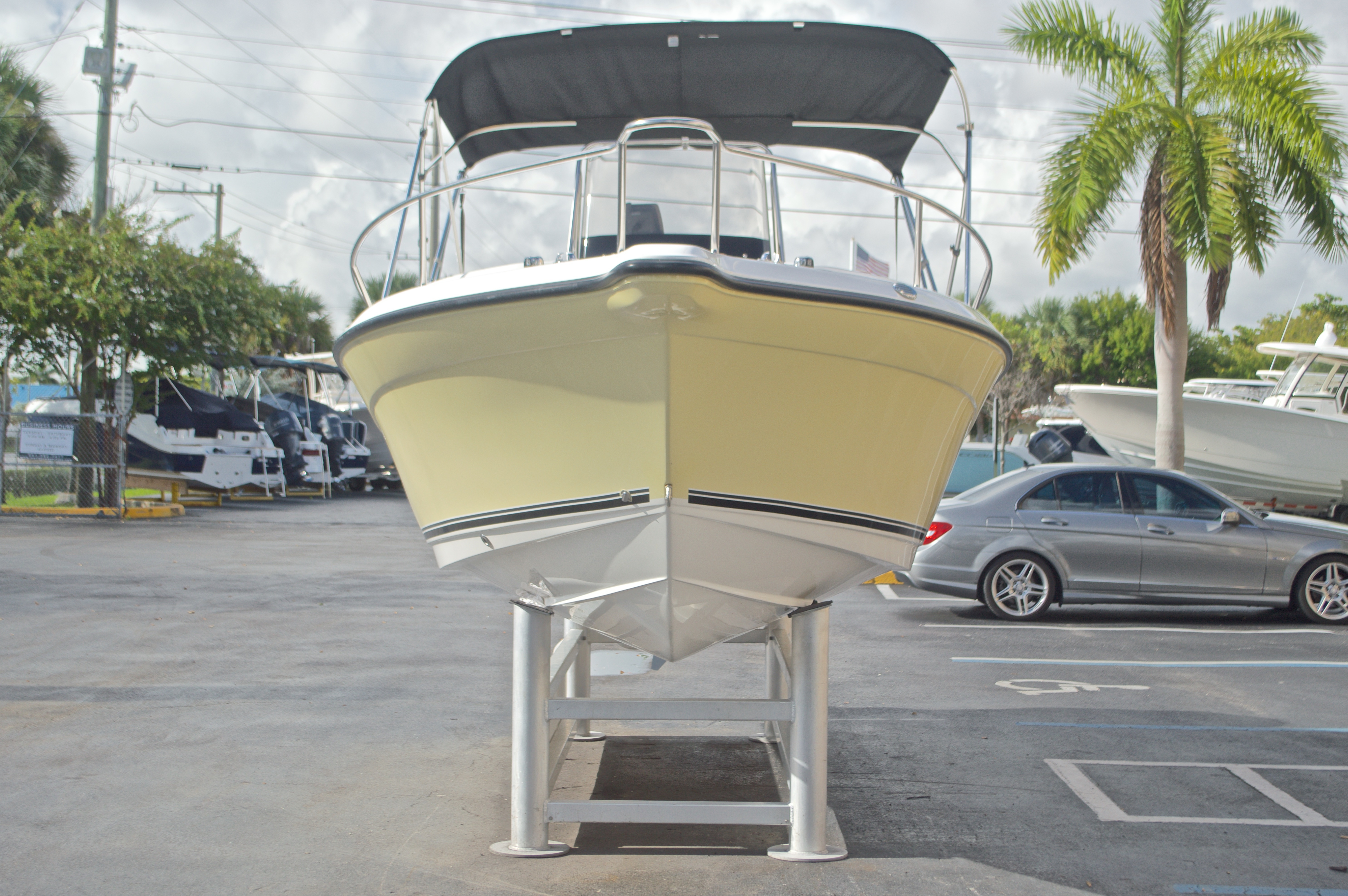 Thumbnail 2 for Used 2007 Century 2001 Center Console boat for sale in West Palm Beach, FL