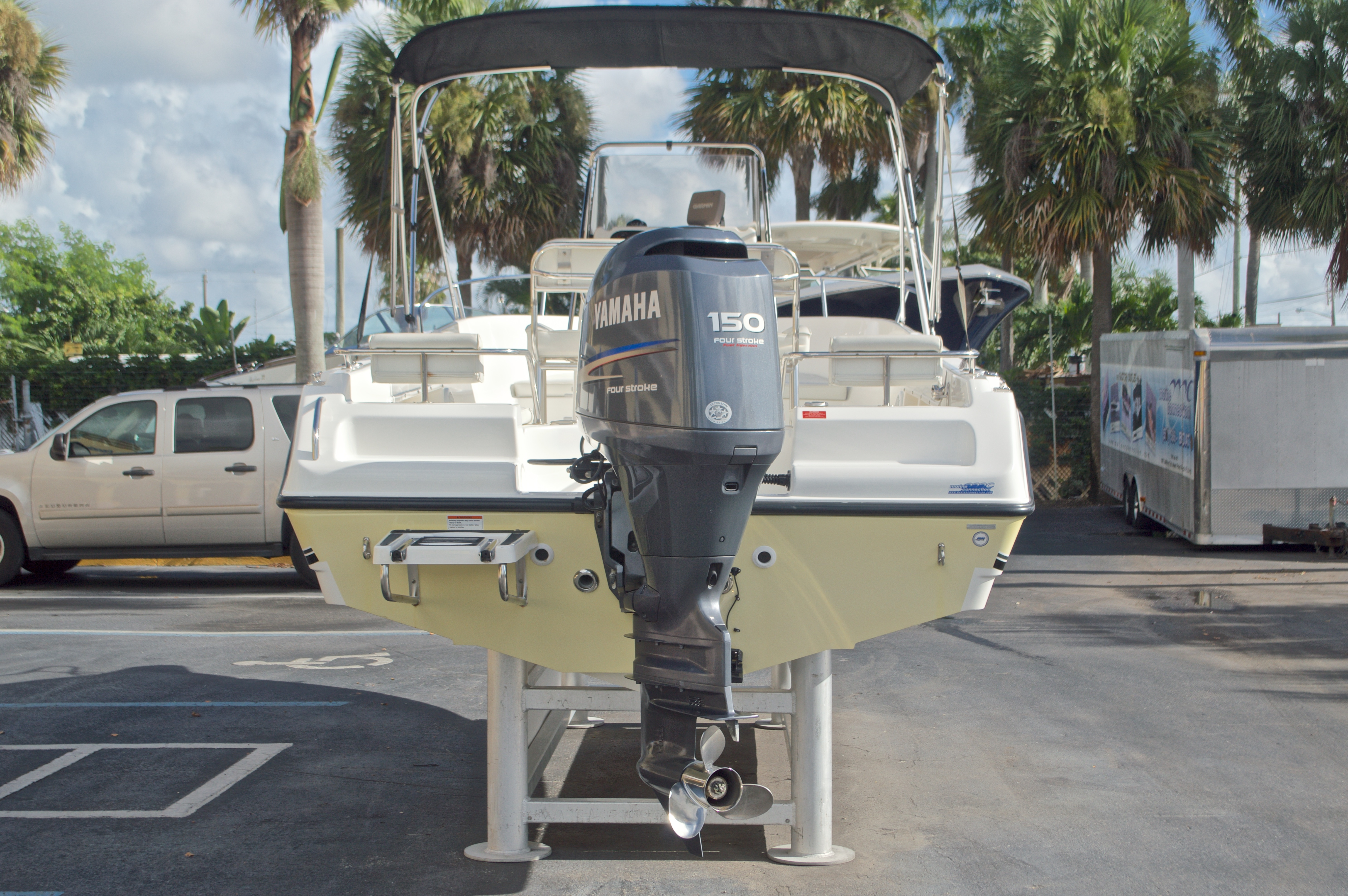 Thumbnail 6 for Used 2007 Century 2001 Center Console boat for sale in West Palm Beach, FL