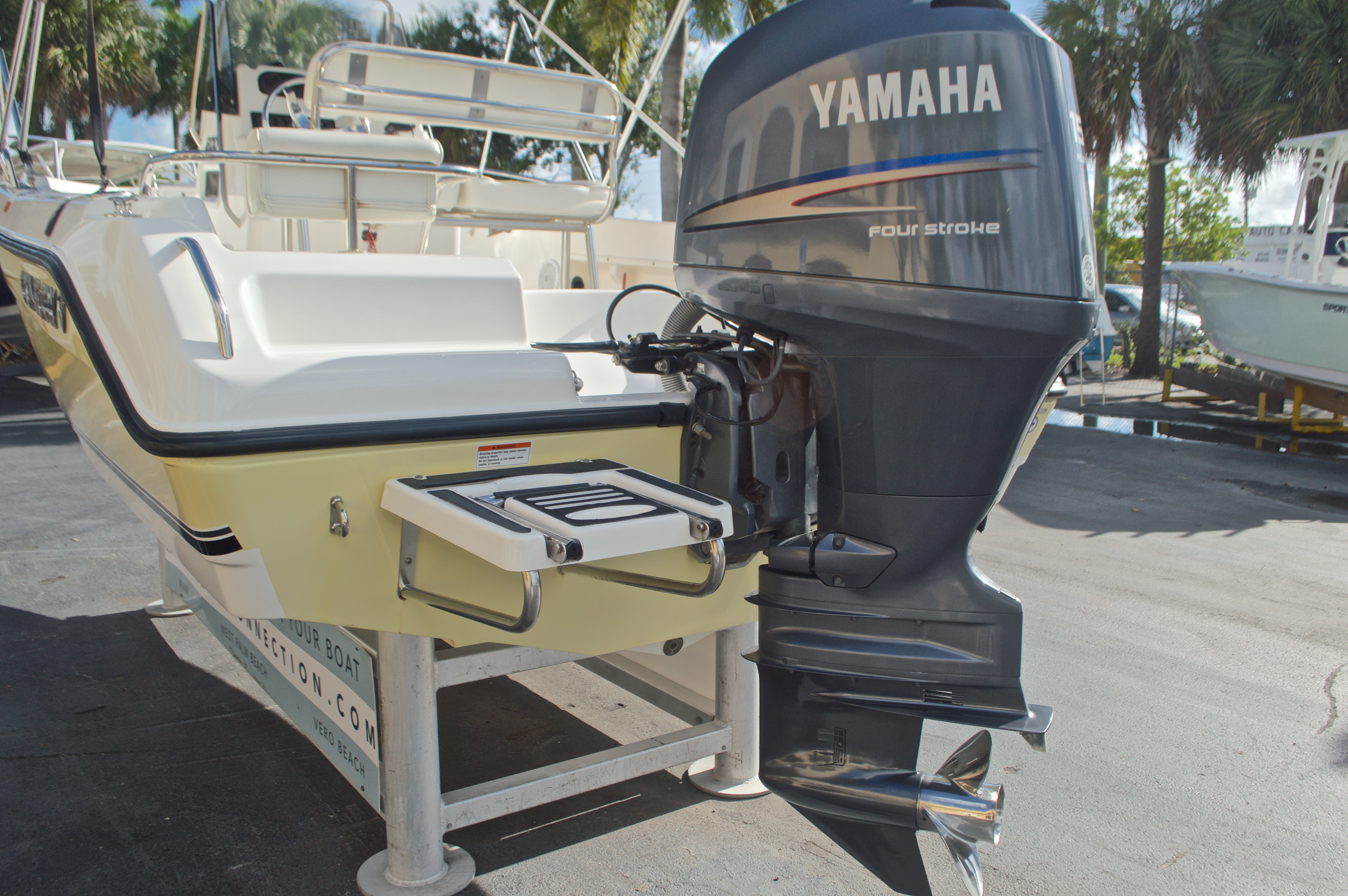 Thumbnail 7 for Used 2007 Century 2001 Center Console boat for sale in West Palm Beach, FL
