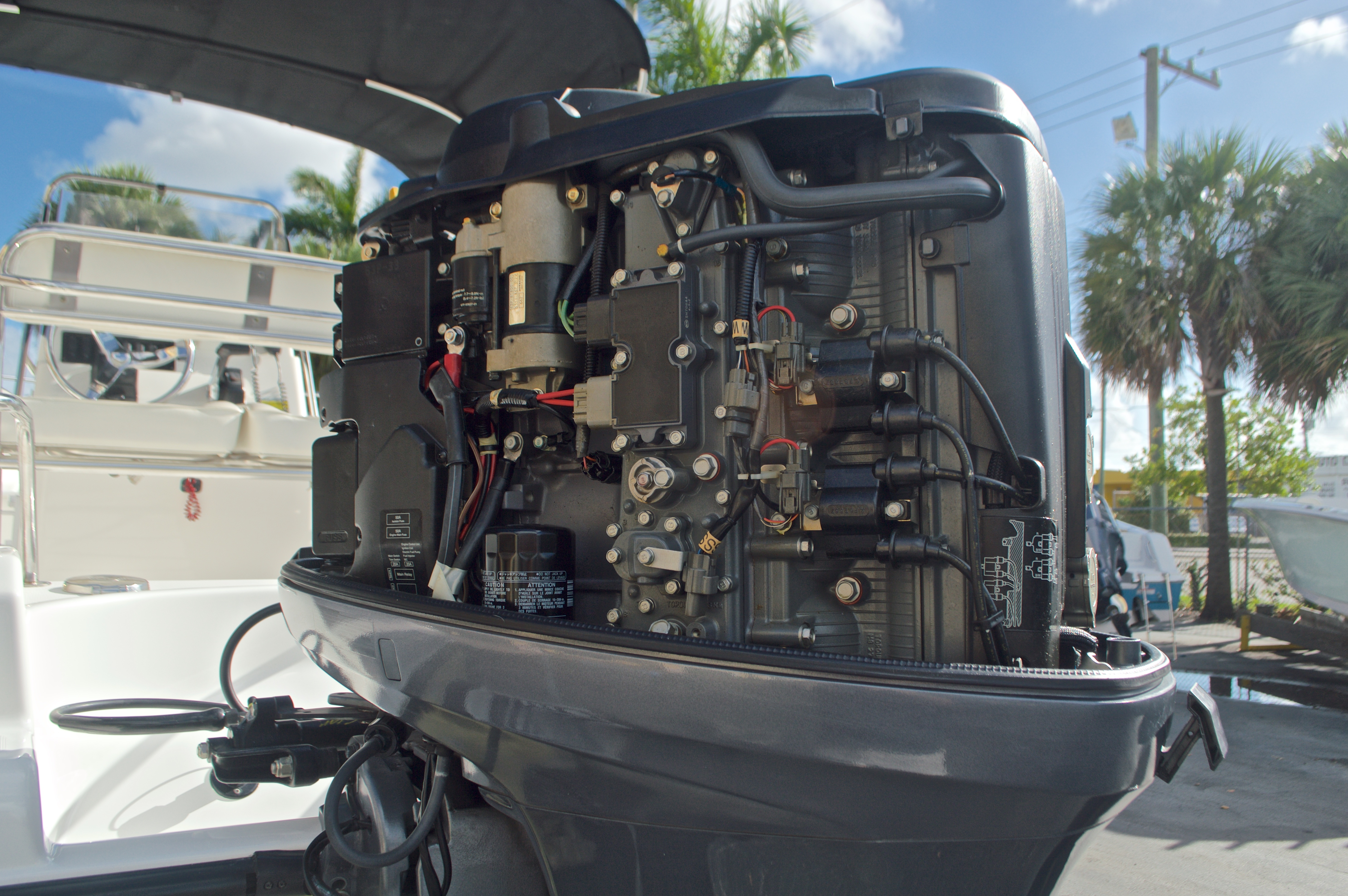 Thumbnail 8 for Used 2007 Century 2001 Center Console boat for sale in West Palm Beach, FL