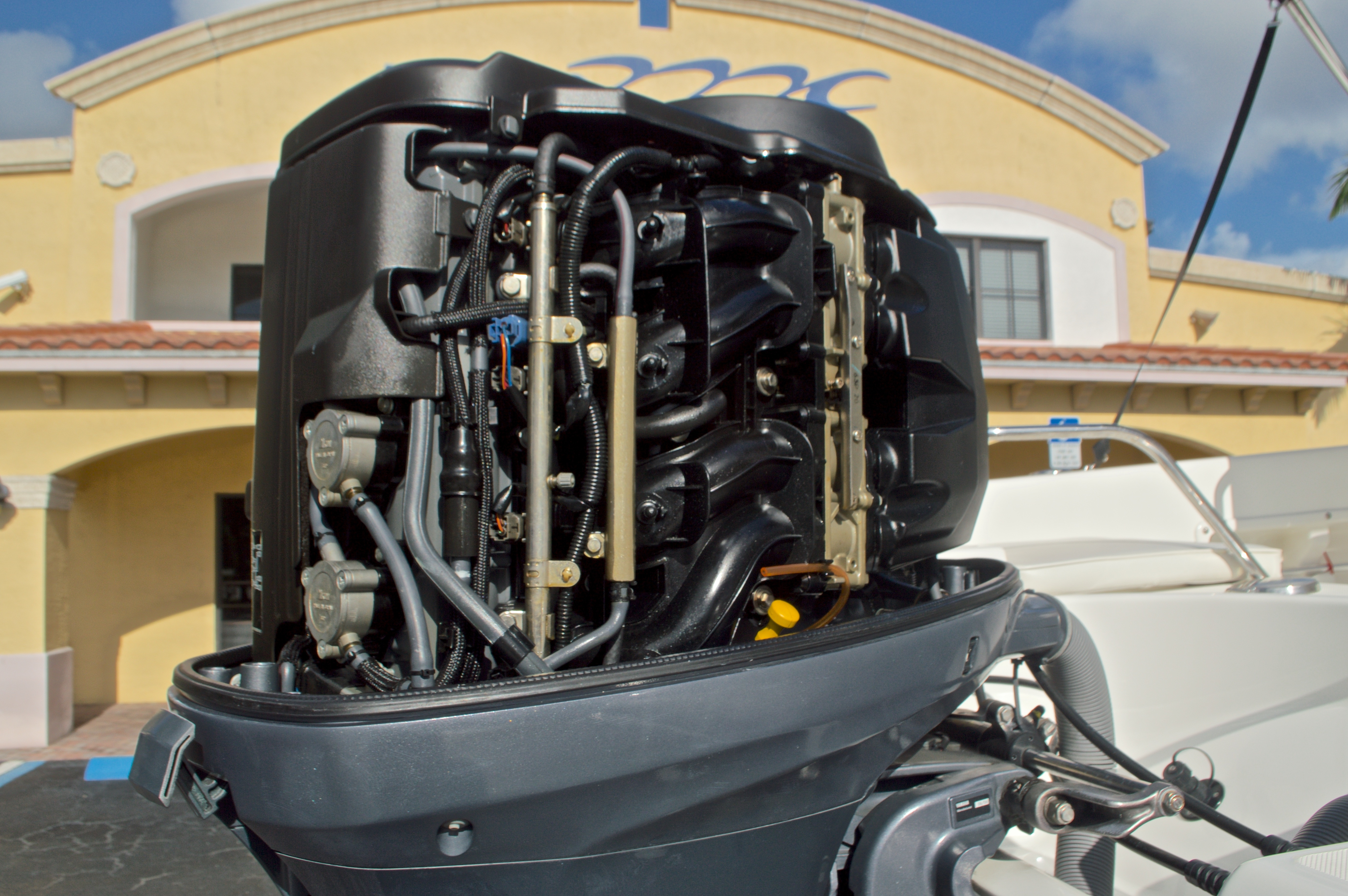 Thumbnail 9 for Used 2007 Century 2001 Center Console boat for sale in West Palm Beach, FL