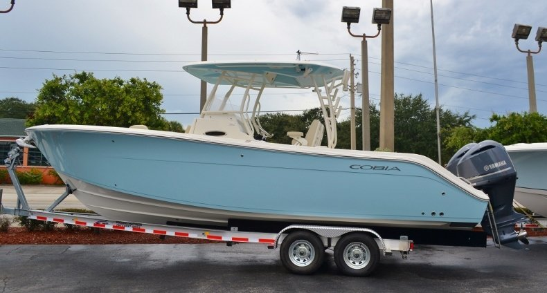 Photo for 2017 Cobia 296 Center Console