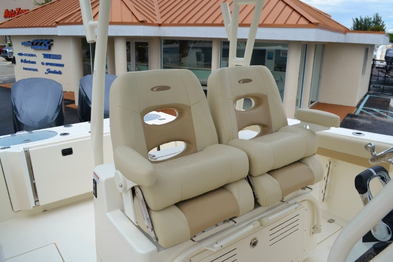 Thumbnail 12 for New 2017 Cobia 296 Center Console boat for sale in Vero Beach, FL