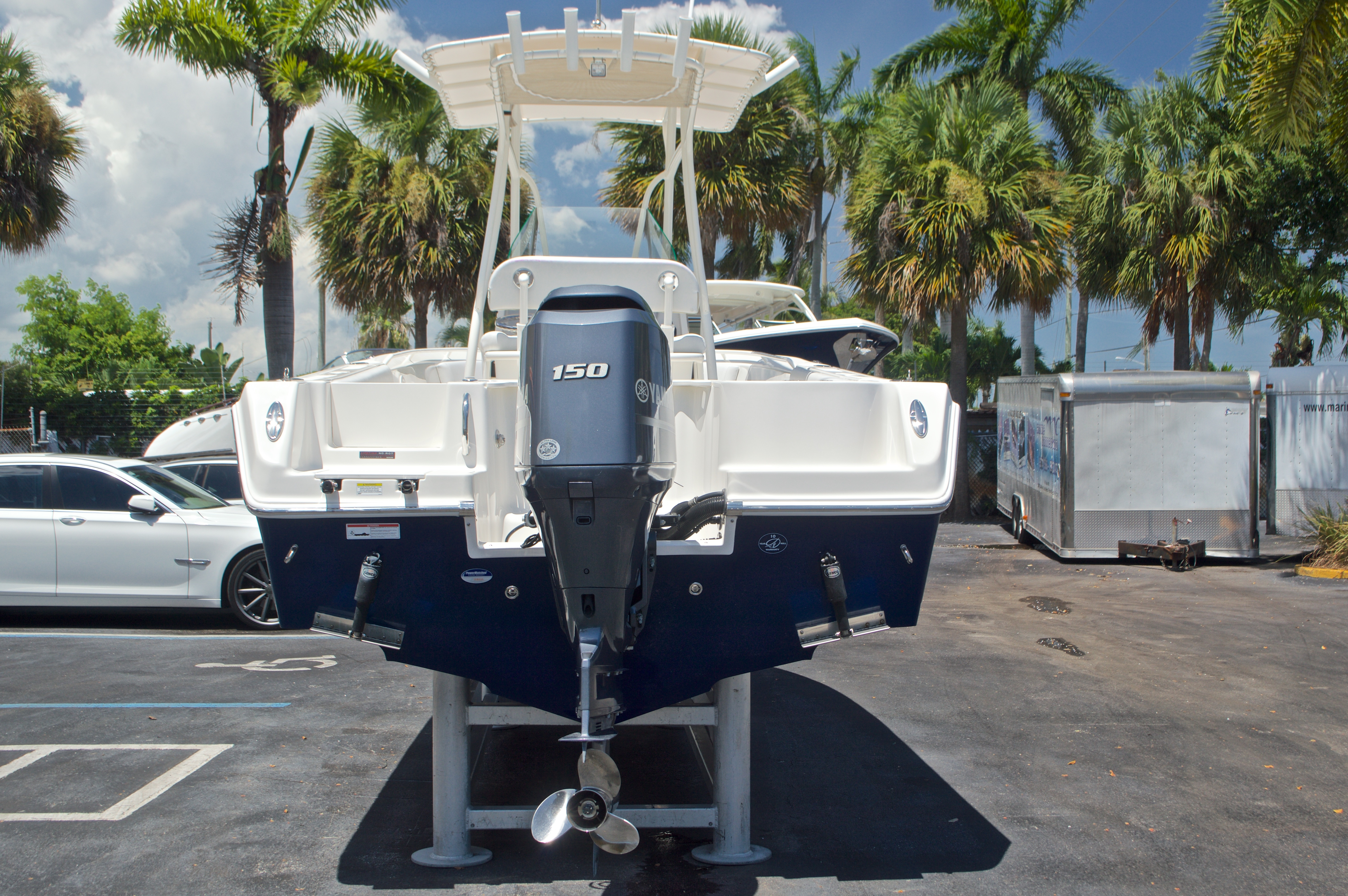 Thumbnail 6 for Used 2015 Sailfish 220 CC Center Console boat for sale in West Palm Beach, FL