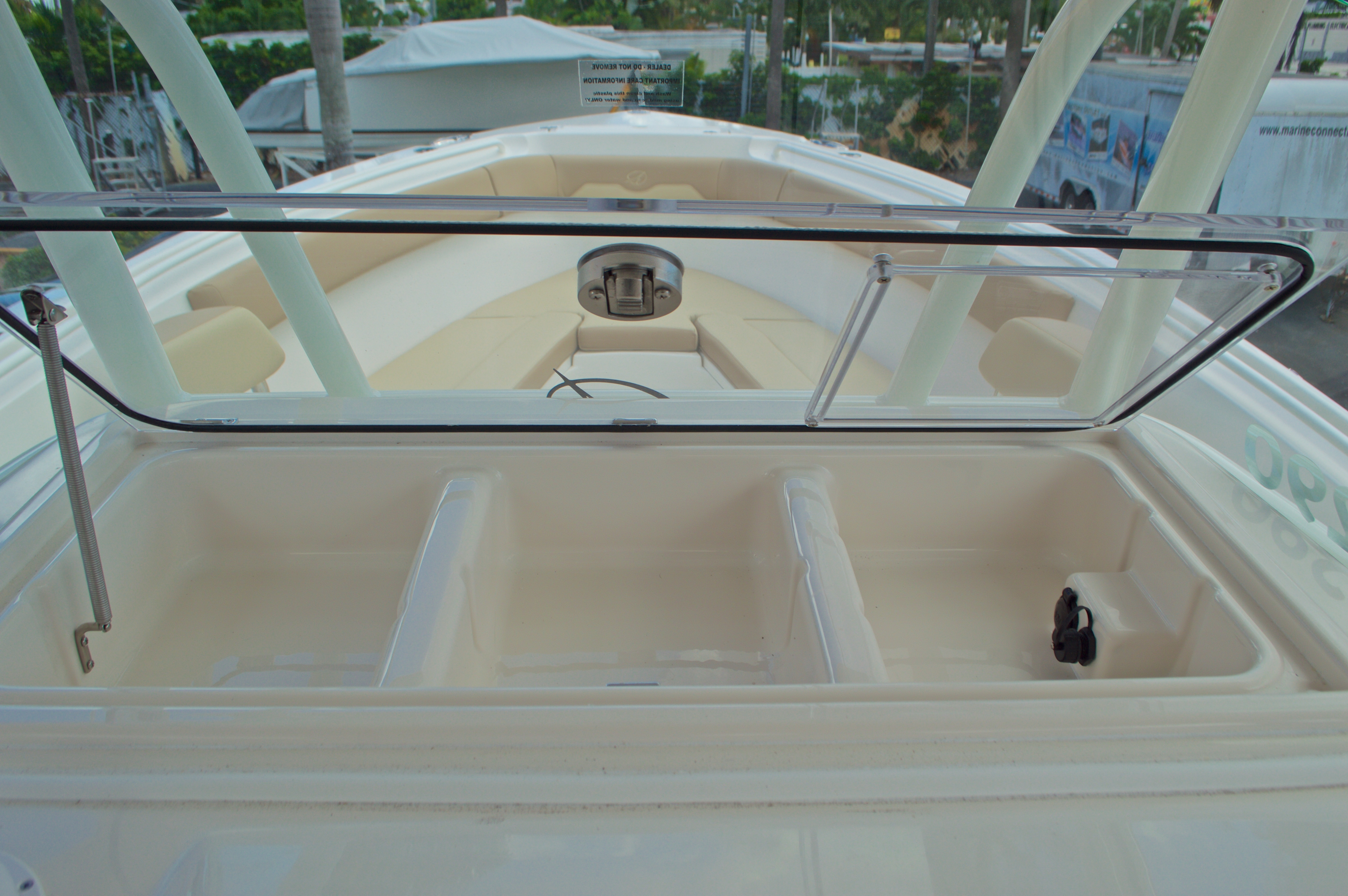 Thumbnail 35 for New 2017 Sailfish 290 CC Center Console boat for sale in Miami, FL