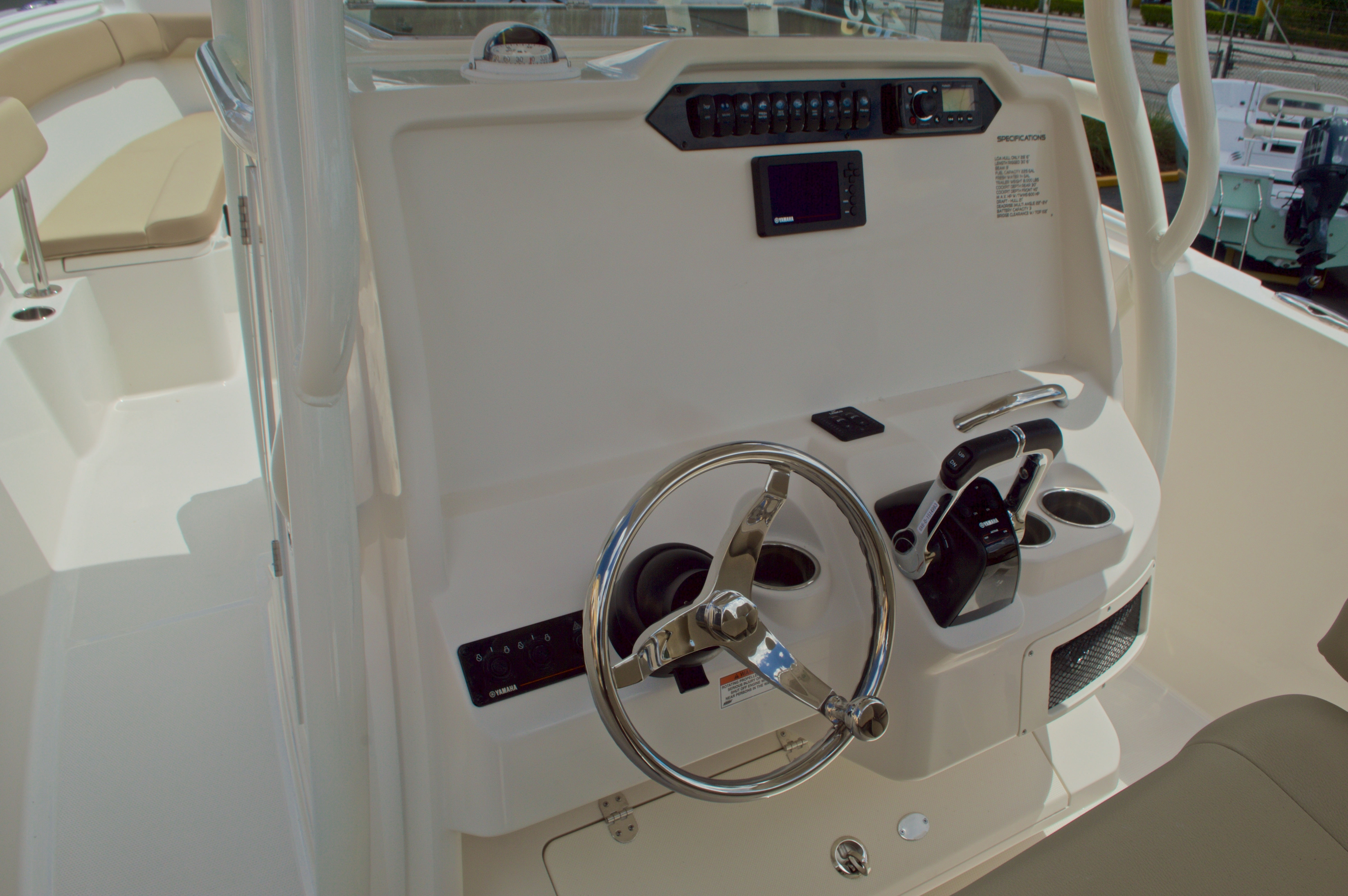 Thumbnail 32 for New 2017 Sailfish 290 CC Center Console boat for sale in Miami, FL