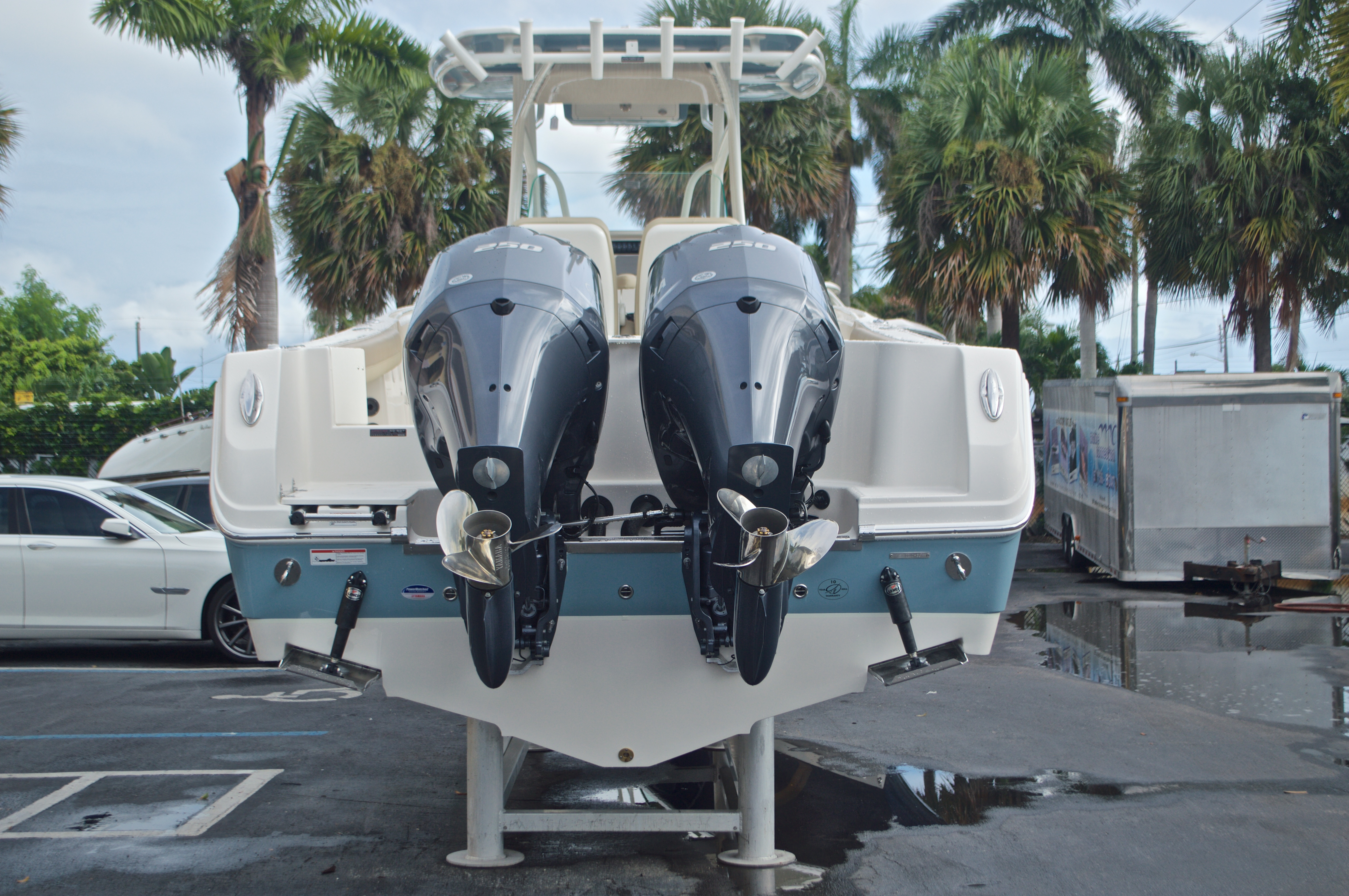 Thumbnail 7 for New 2017 Sailfish 290 CC Center Console boat for sale in Miami, FL