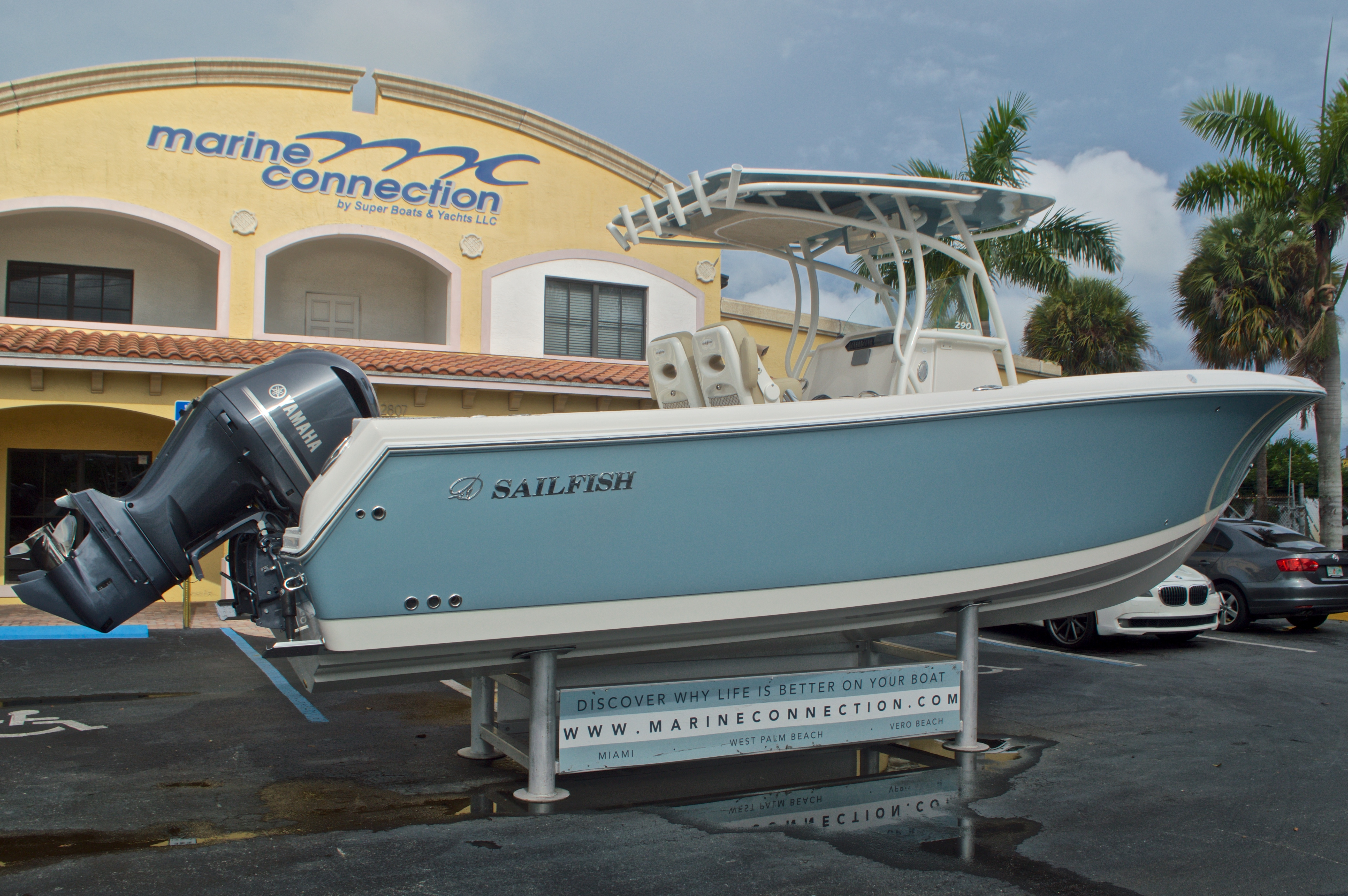 Thumbnail 8 for New 2017 Sailfish 290 CC Center Console boat for sale in Miami, FL