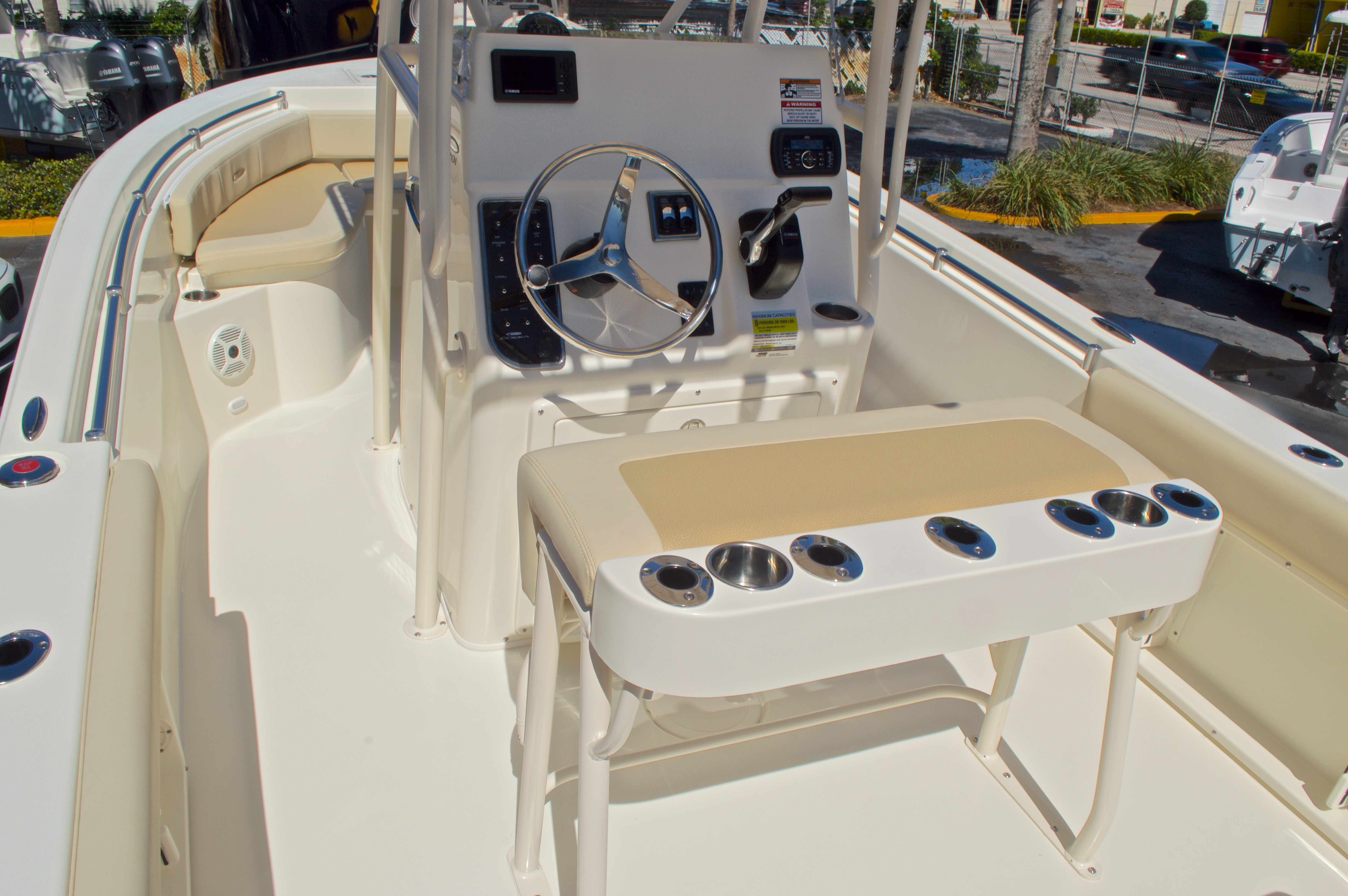 Thumbnail 12 for New 2017 Cobia 201 Center Console boat for sale in West Palm Beach, FL