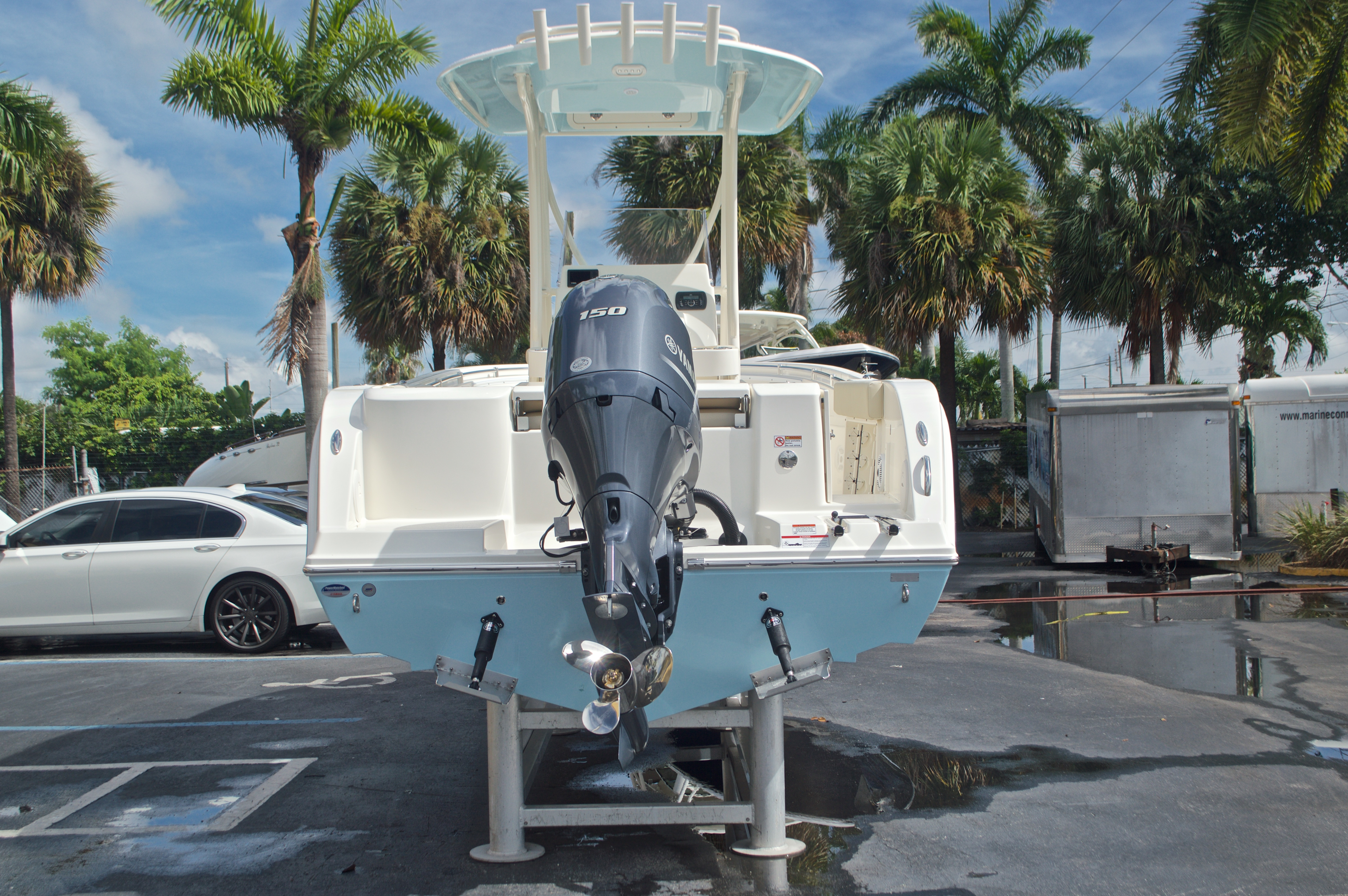 Thumbnail 6 for New 2017 Cobia 201 Center Console boat for sale in West Palm Beach, FL