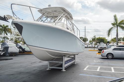 Thumbnail 4 for Used 2015 Sailfish 270 WAC Walk Around boat for sale in Miami, FL