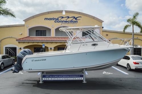 Thumbnail 78 for Used 2015 Sailfish 270 WAC Walk Around boat for sale in Miami, FL